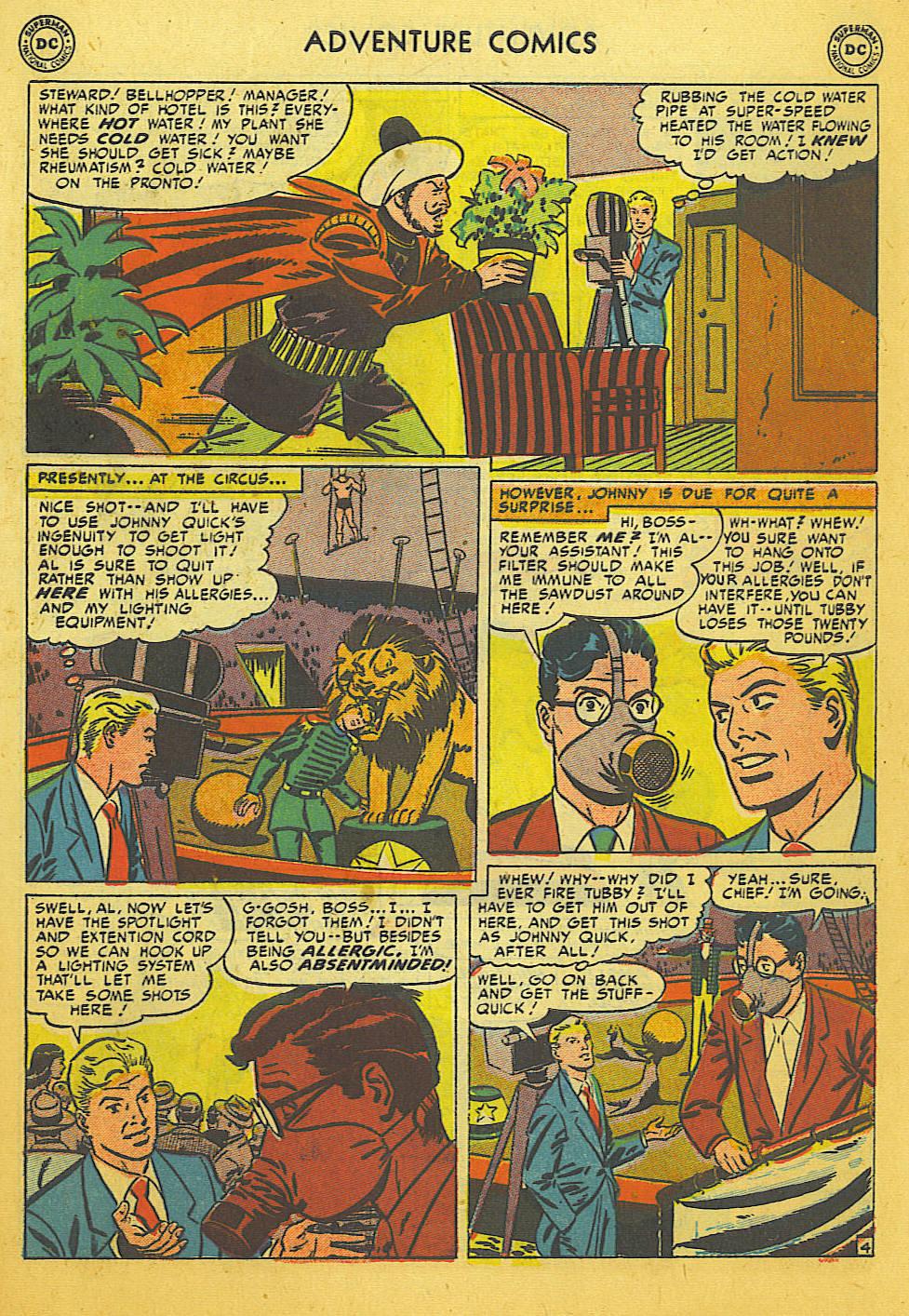 Read online Adventure Comics (1938) comic -  Issue #169 - 27