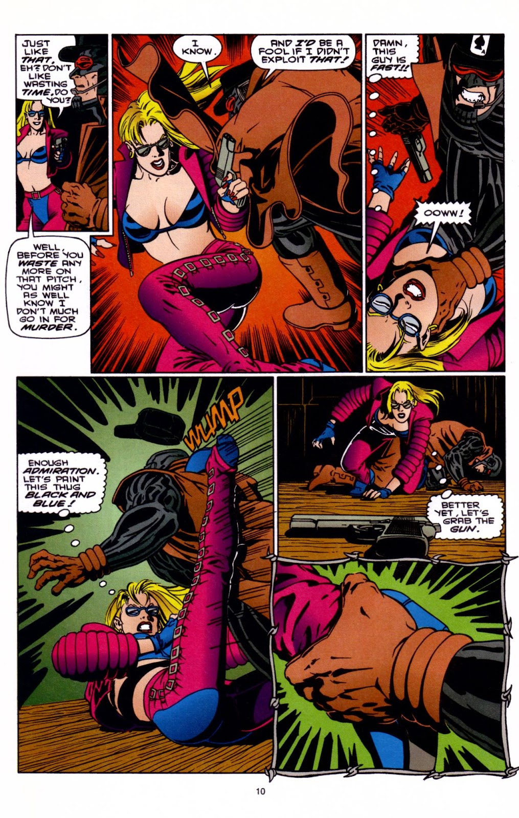 Barb Wire (1994) issue 3 - Page 11
