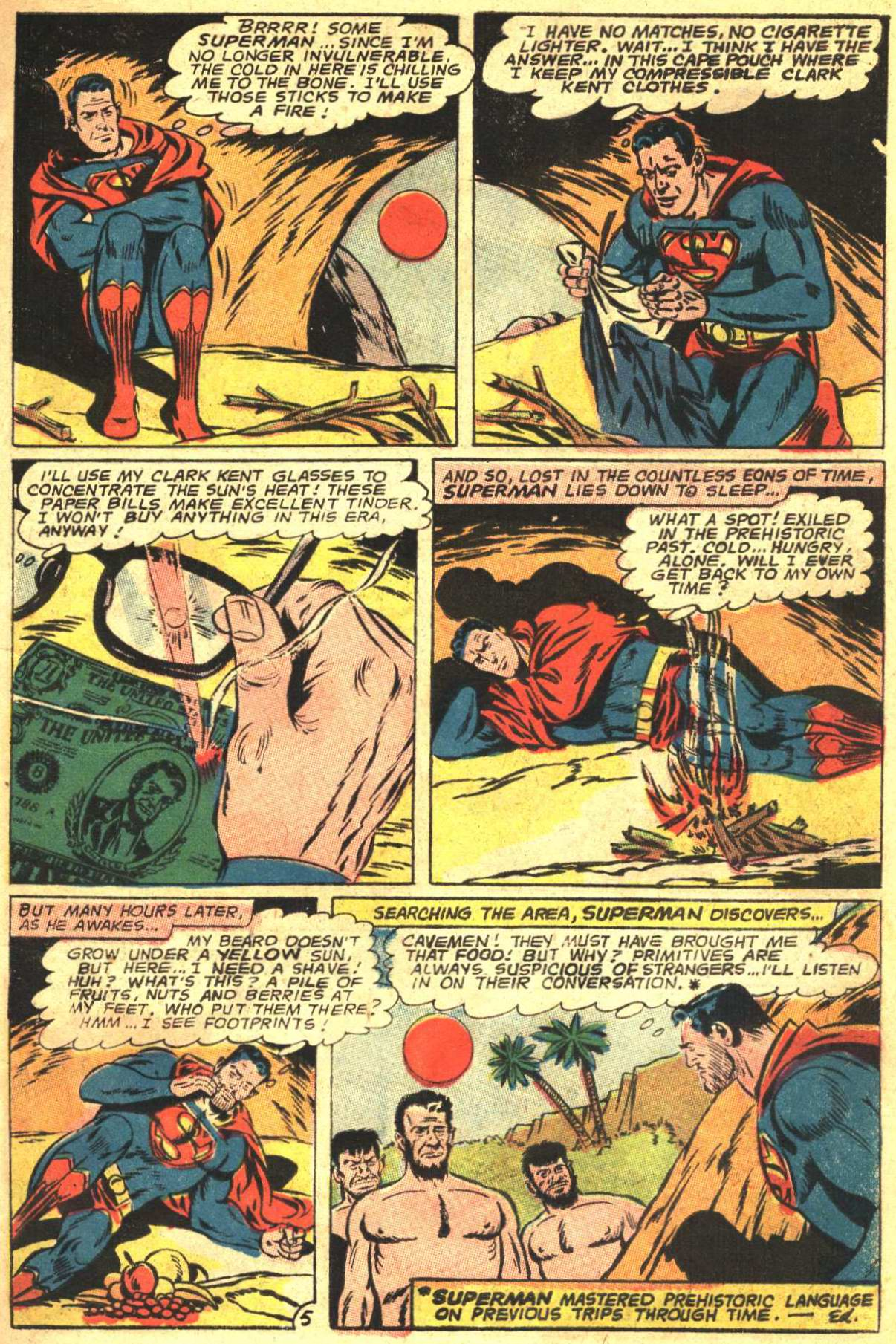 Read online Action Comics (1938) comic -  Issue #350 - 7