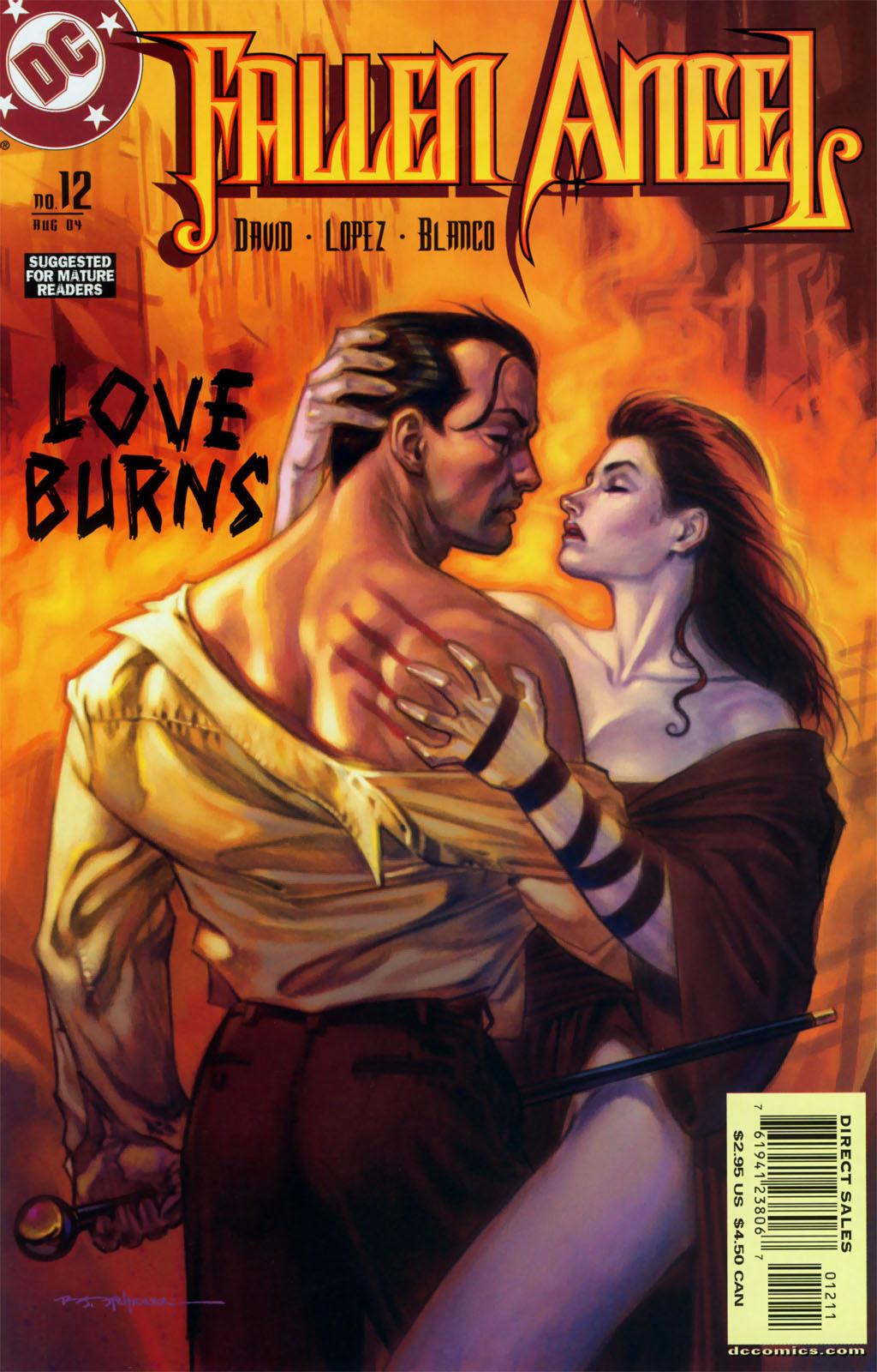 Read online Fallen Angel (2003) comic -  Issue #12 - 1