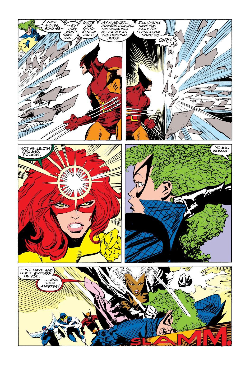 Uncanny X-Men (1963) issue 243 - Page 22