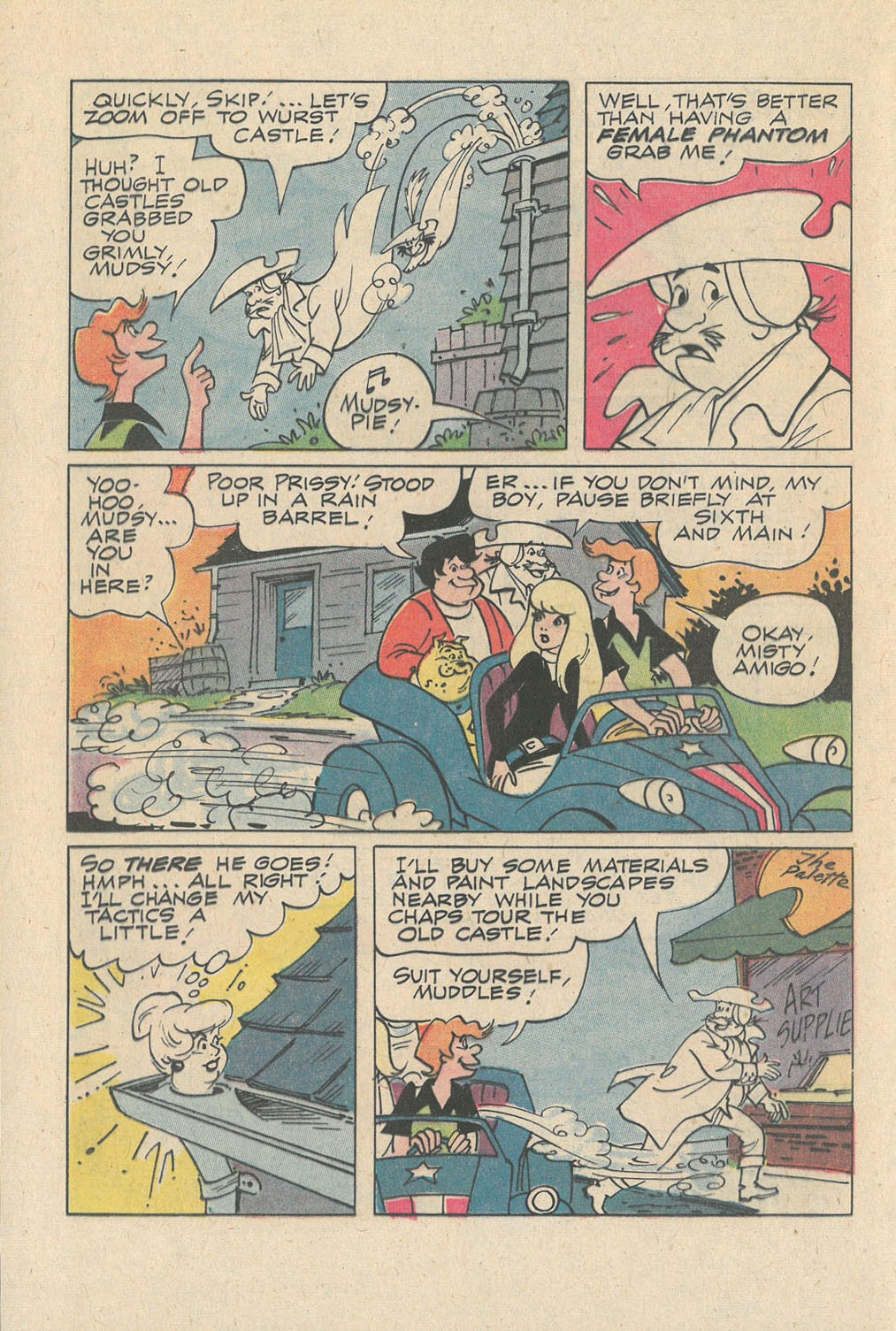The Funky Phantom issue 4 - Page 23