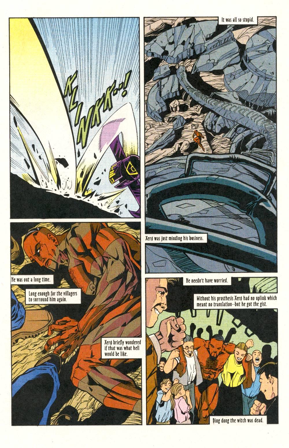 Read online Xero comic -  Issue #6 - 24