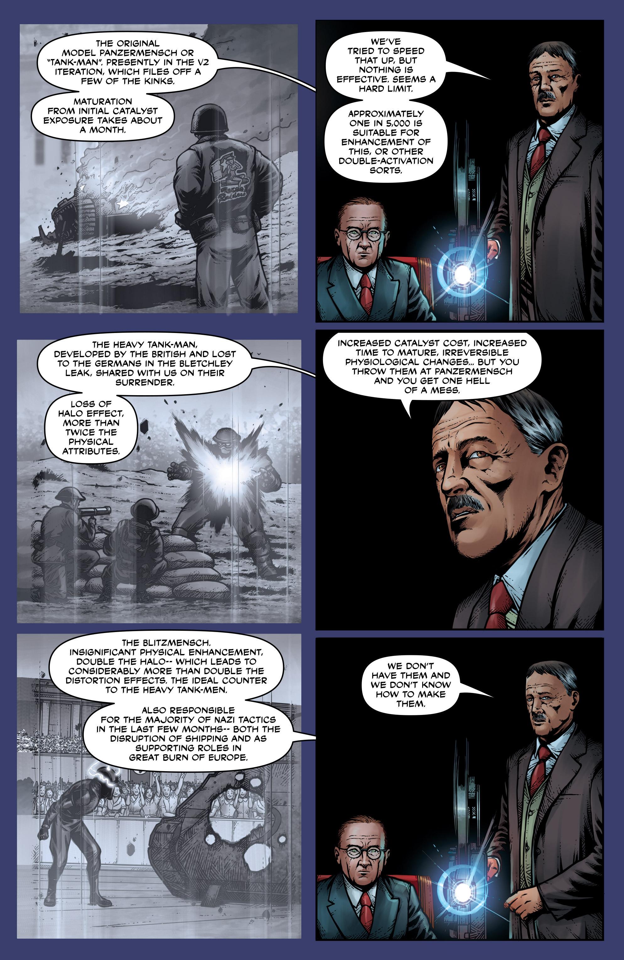 Read online Uber: Invasion comic -  Issue #1 - 10