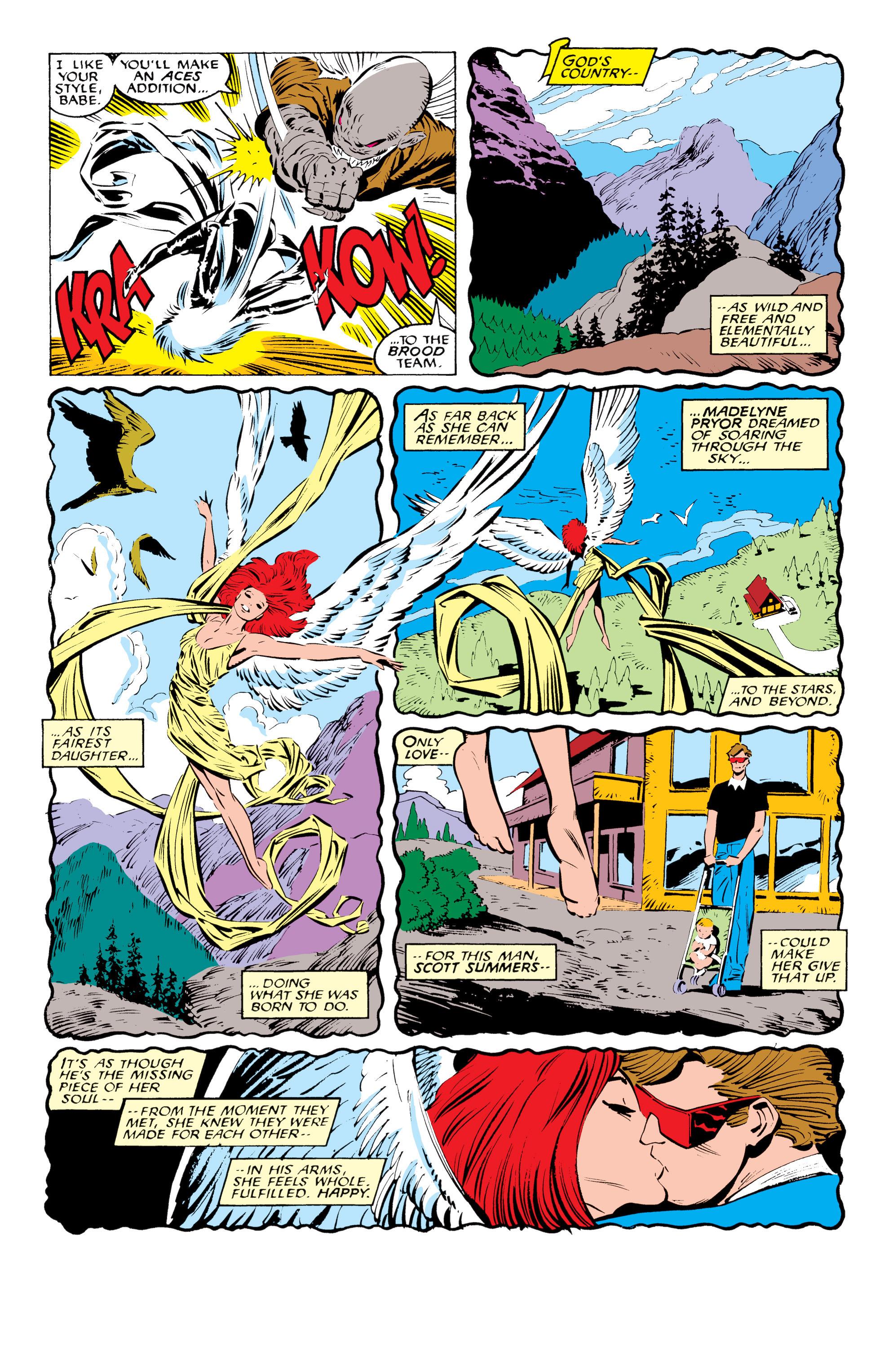 Read online Uncanny X-Men (1963) comic -  Issue #233 - 15