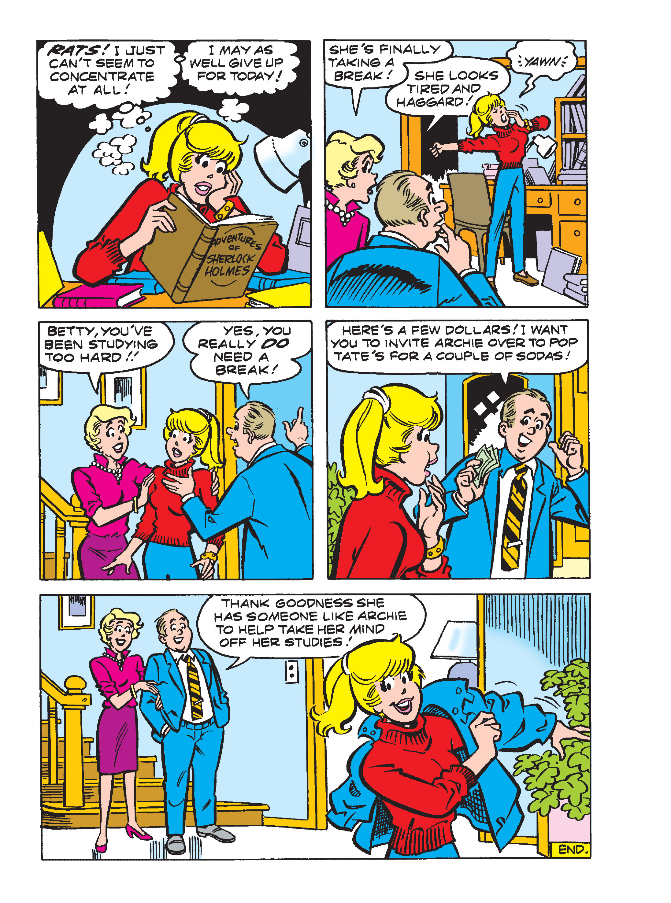 Read online World of Archie Double Digest comic -  Issue #55 - 173