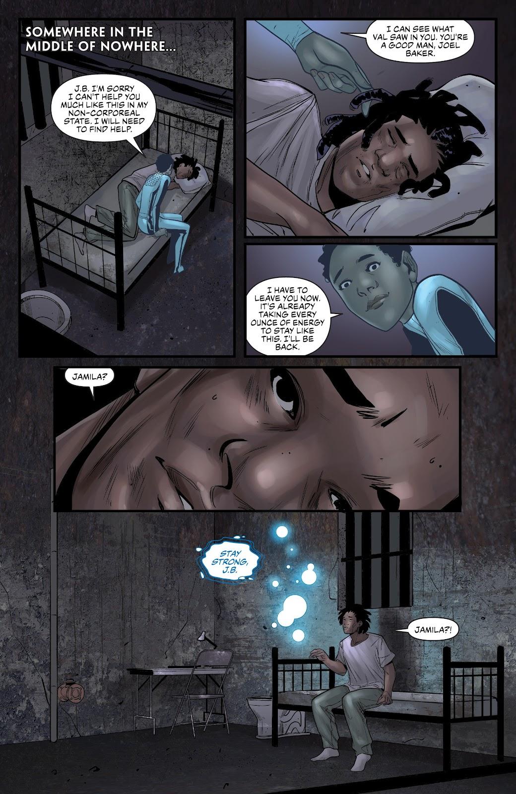 Read online Summit comic -  Issue #12 - 19