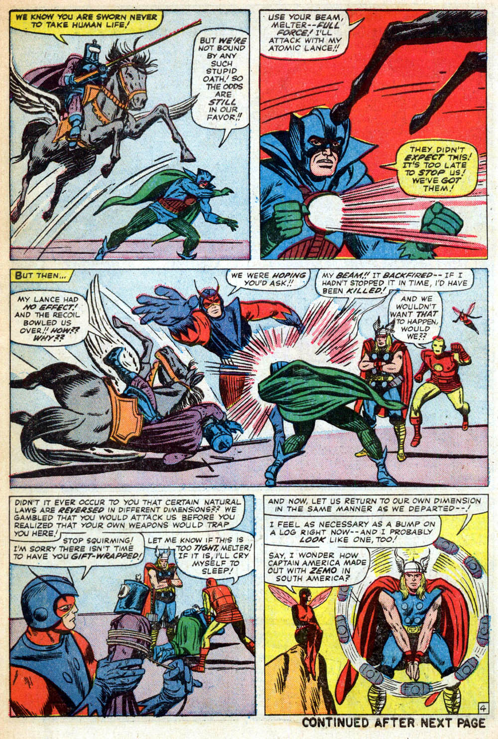 The Avengers (1963) 16 Page 5