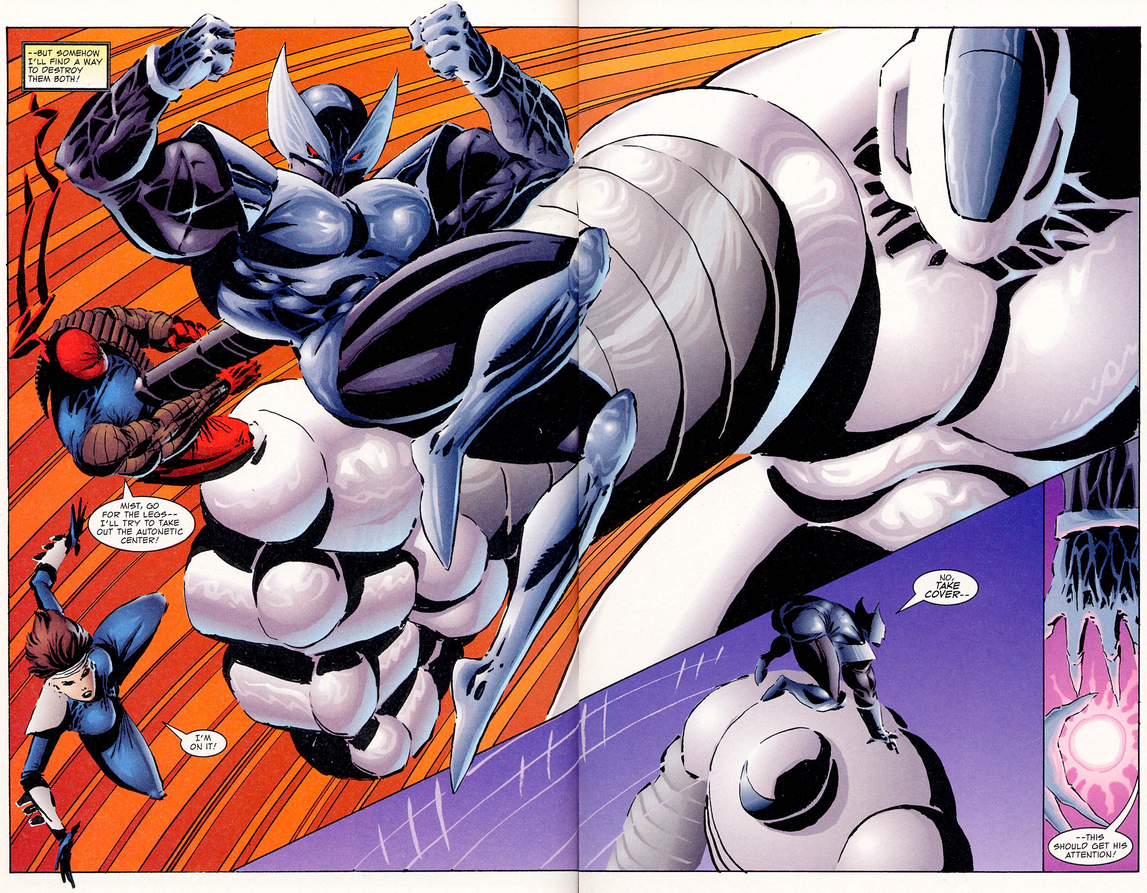 Read online ShadowHawk comic -  Issue #0 - 11