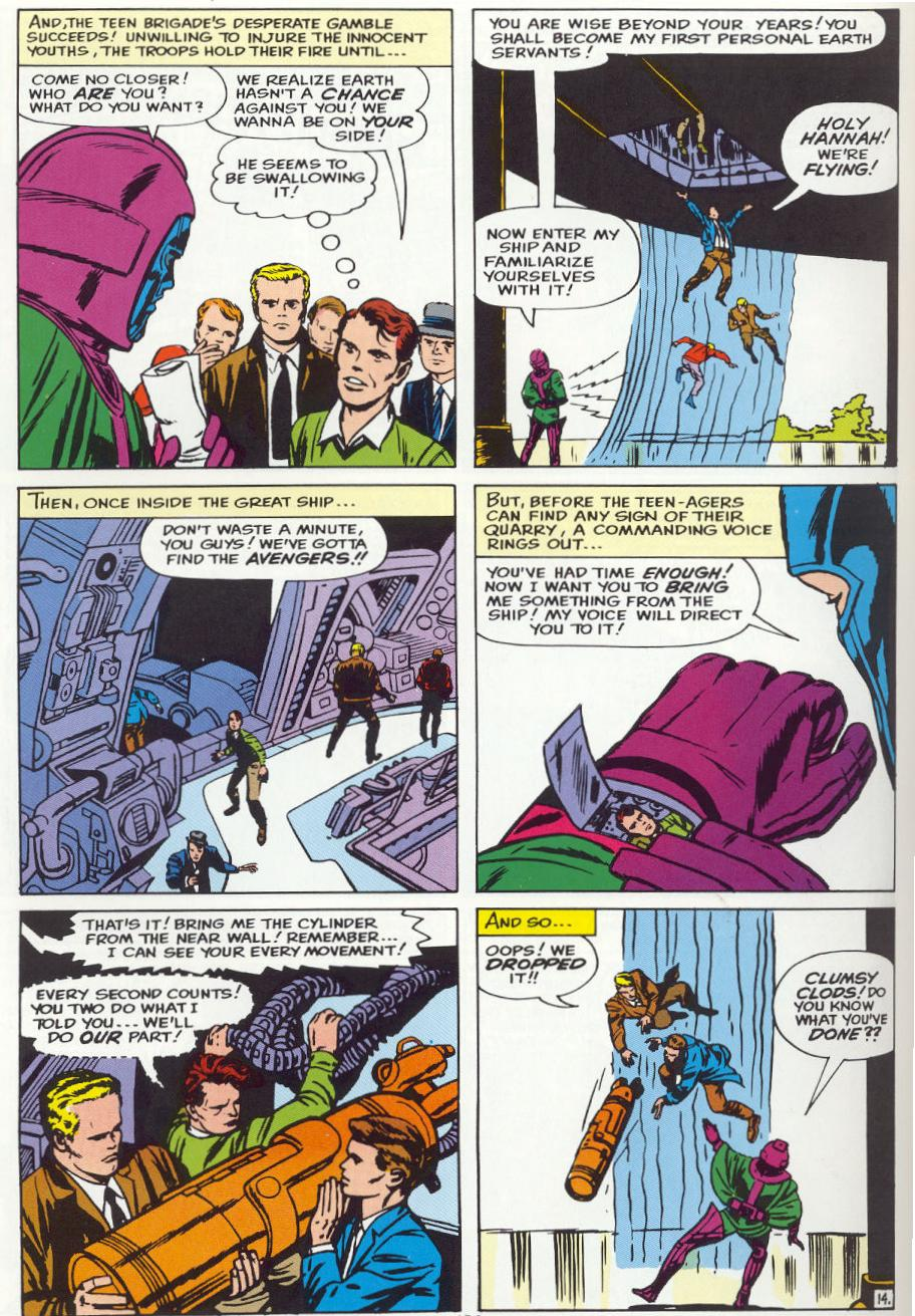 The Avengers (1963) 8 Page 14