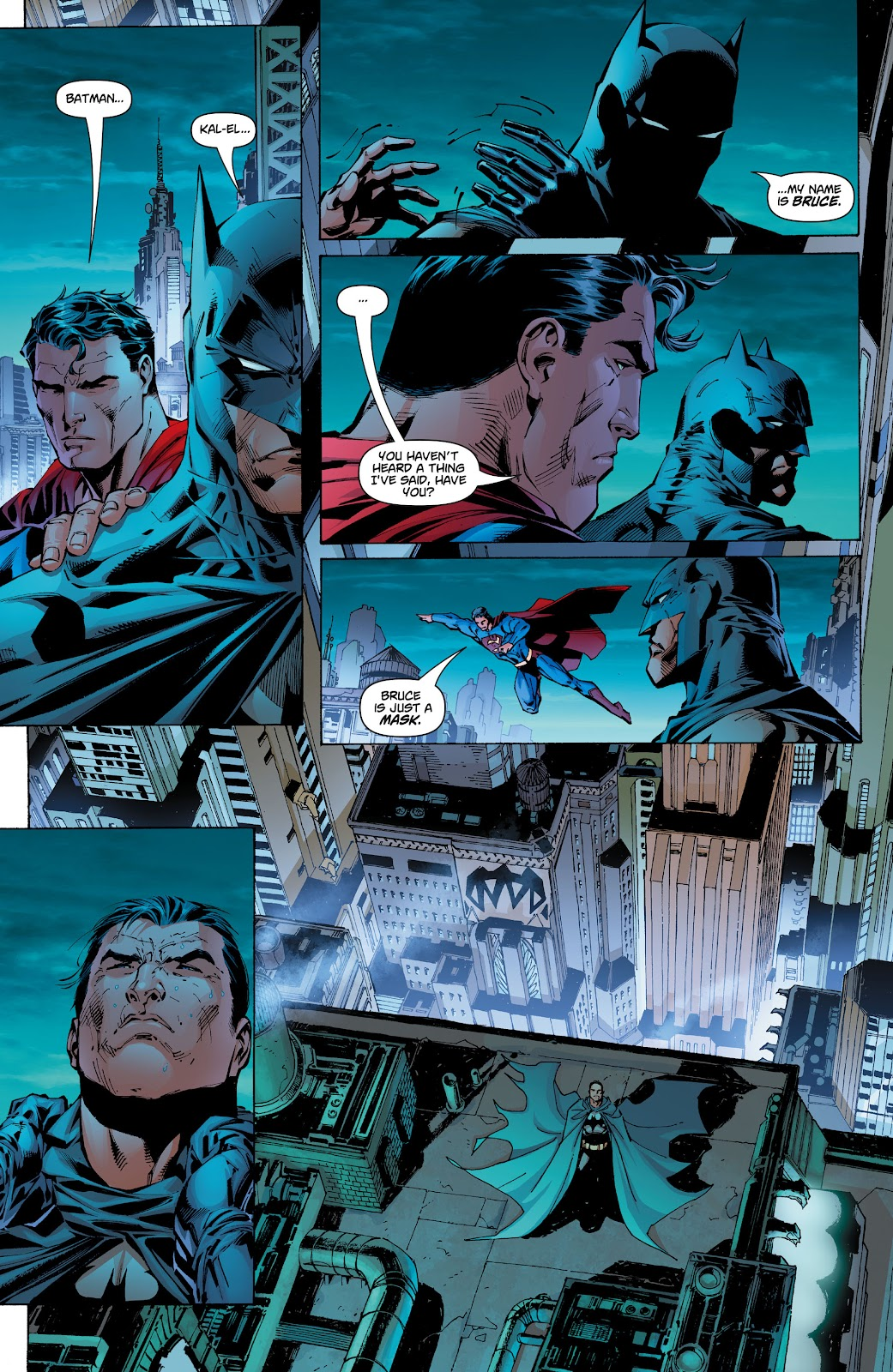 Read online Superman: For Tomorrow comic -  Issue # TPB (Part 2) - 71