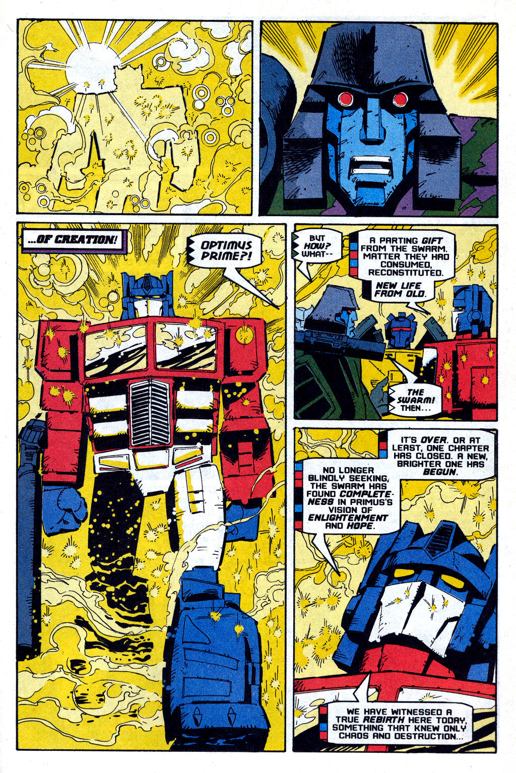 Read online Transformers: Generation 2 comic -  Issue #12 - 35