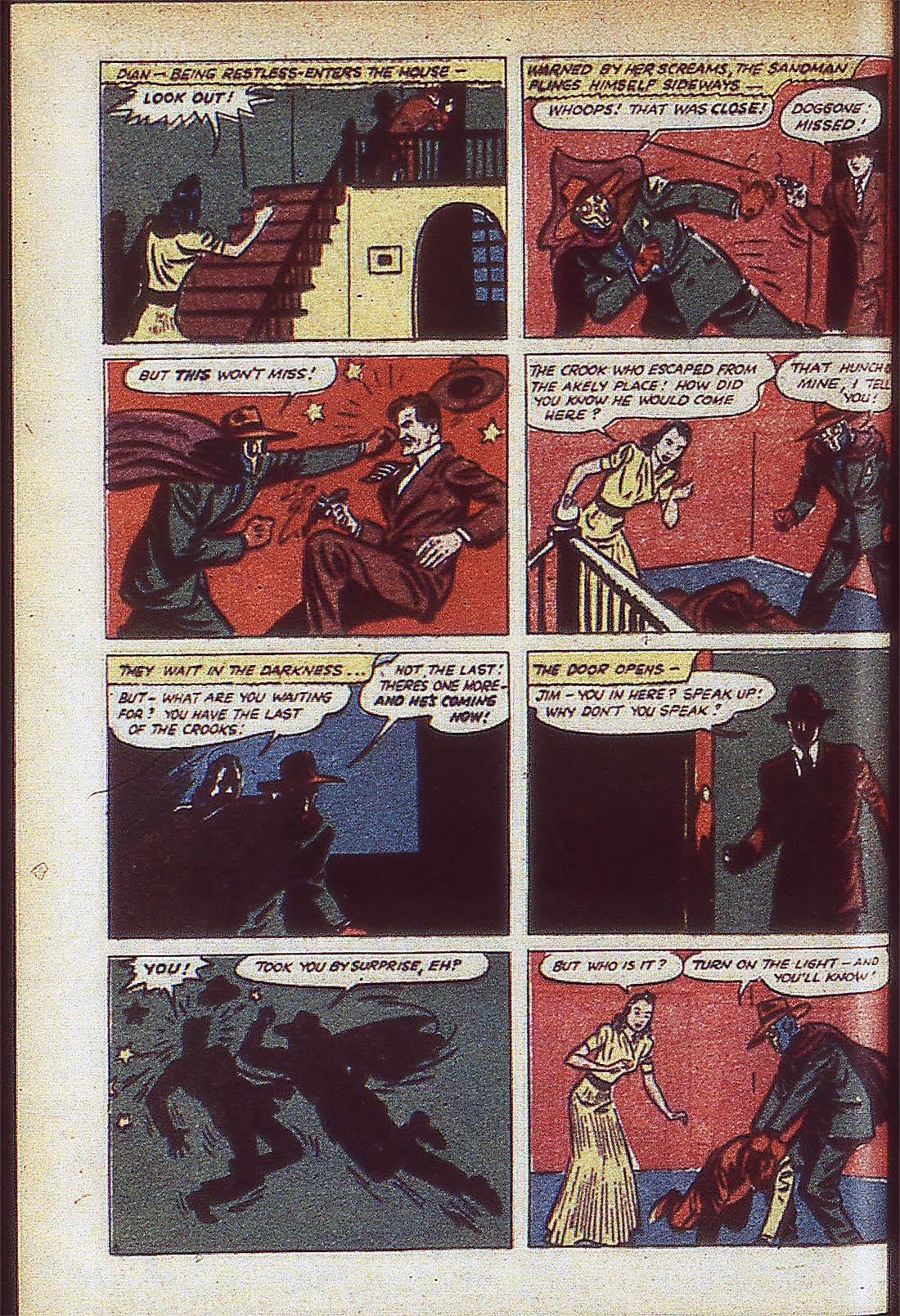 Read online Adventure Comics (1938) comic -  Issue #59 - 65
