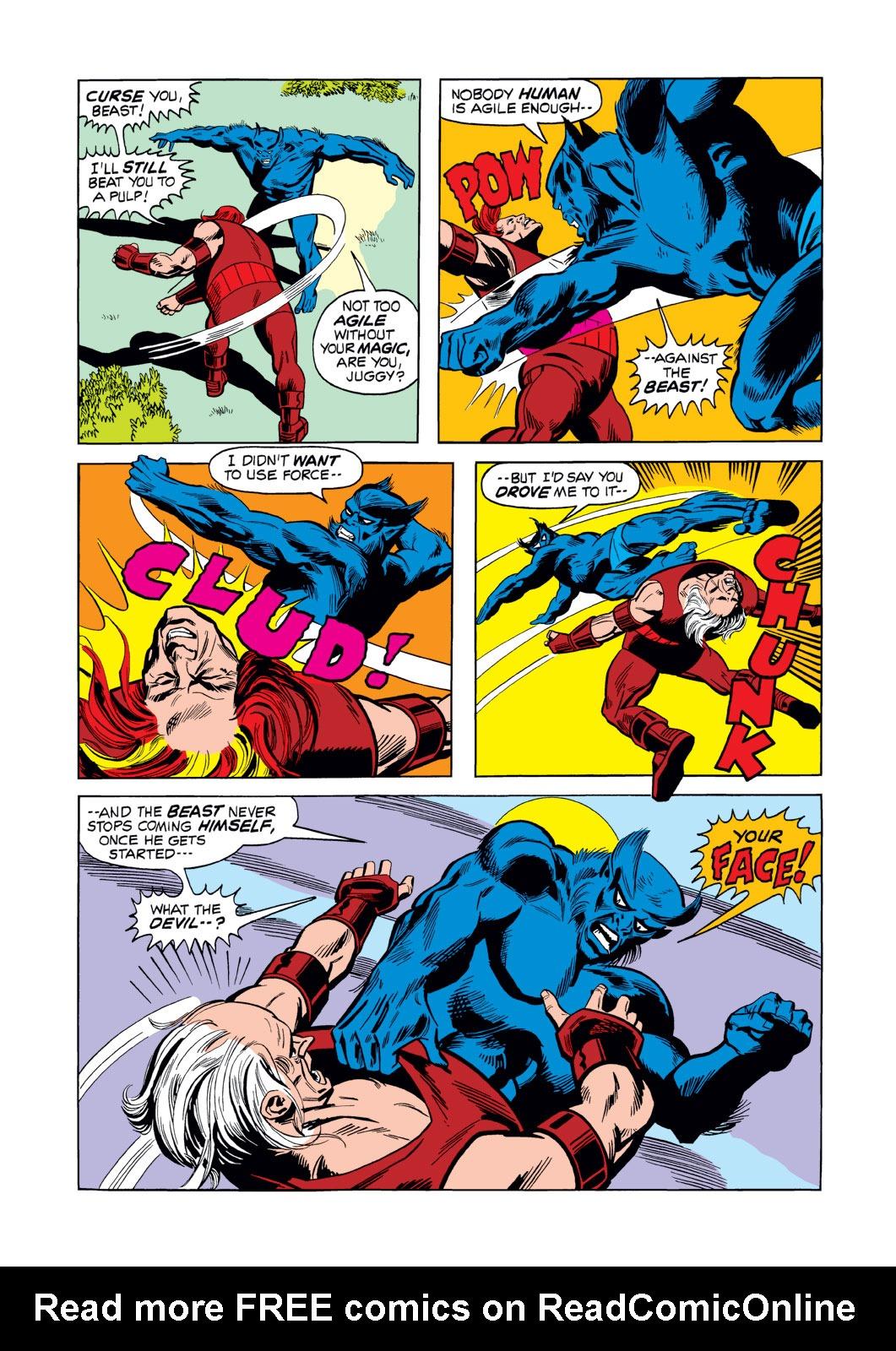 Read online Amazing Adventures (1970) comic -  Issue #16 - 20