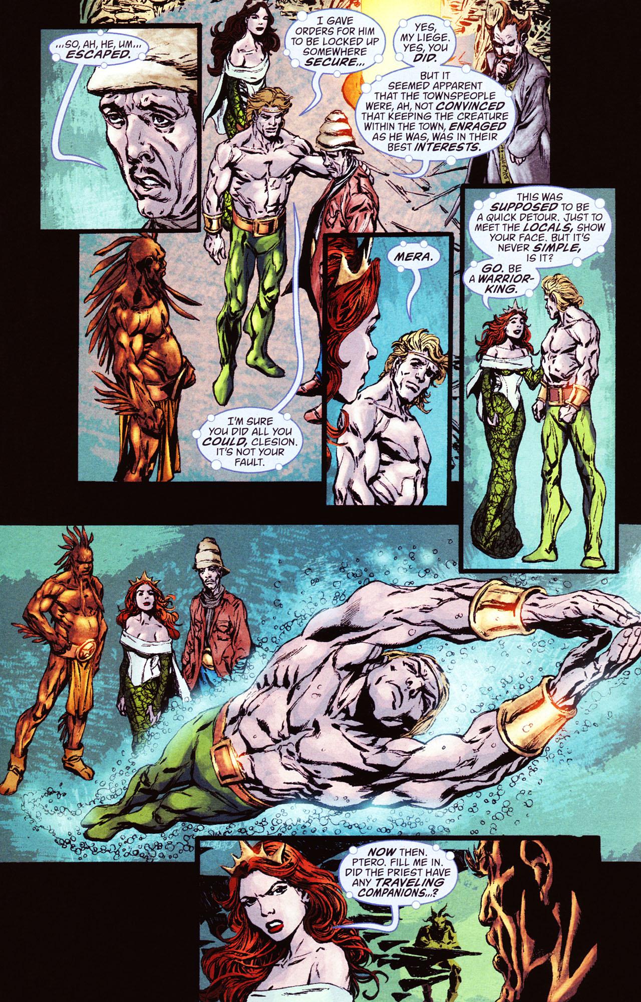 Read online Aquaman: Sword of Atlantis comic -  Issue #46 - 28
