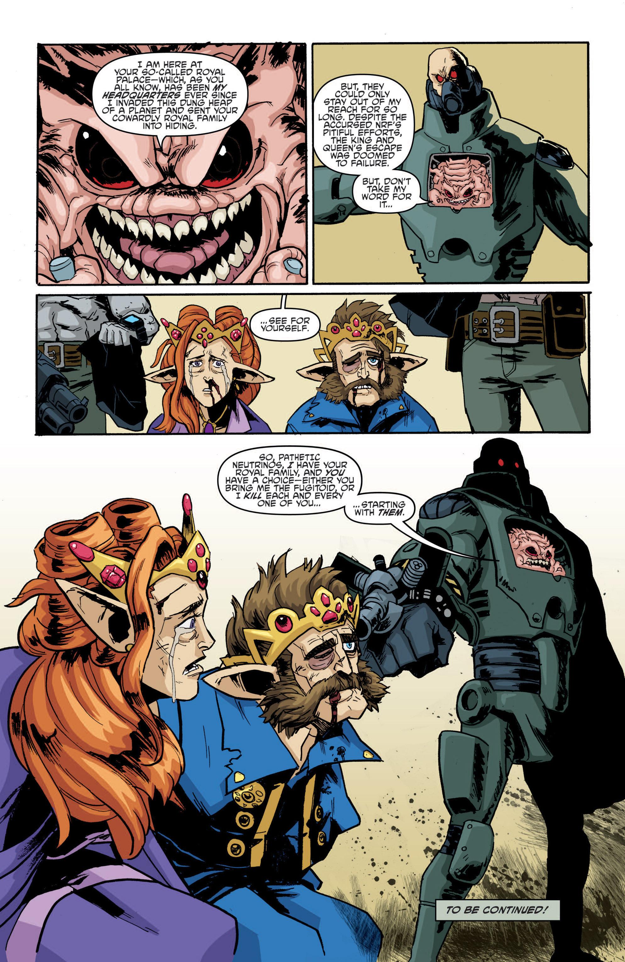 Teenage Mutant Ninja Turtles (2011) 18 Page 26