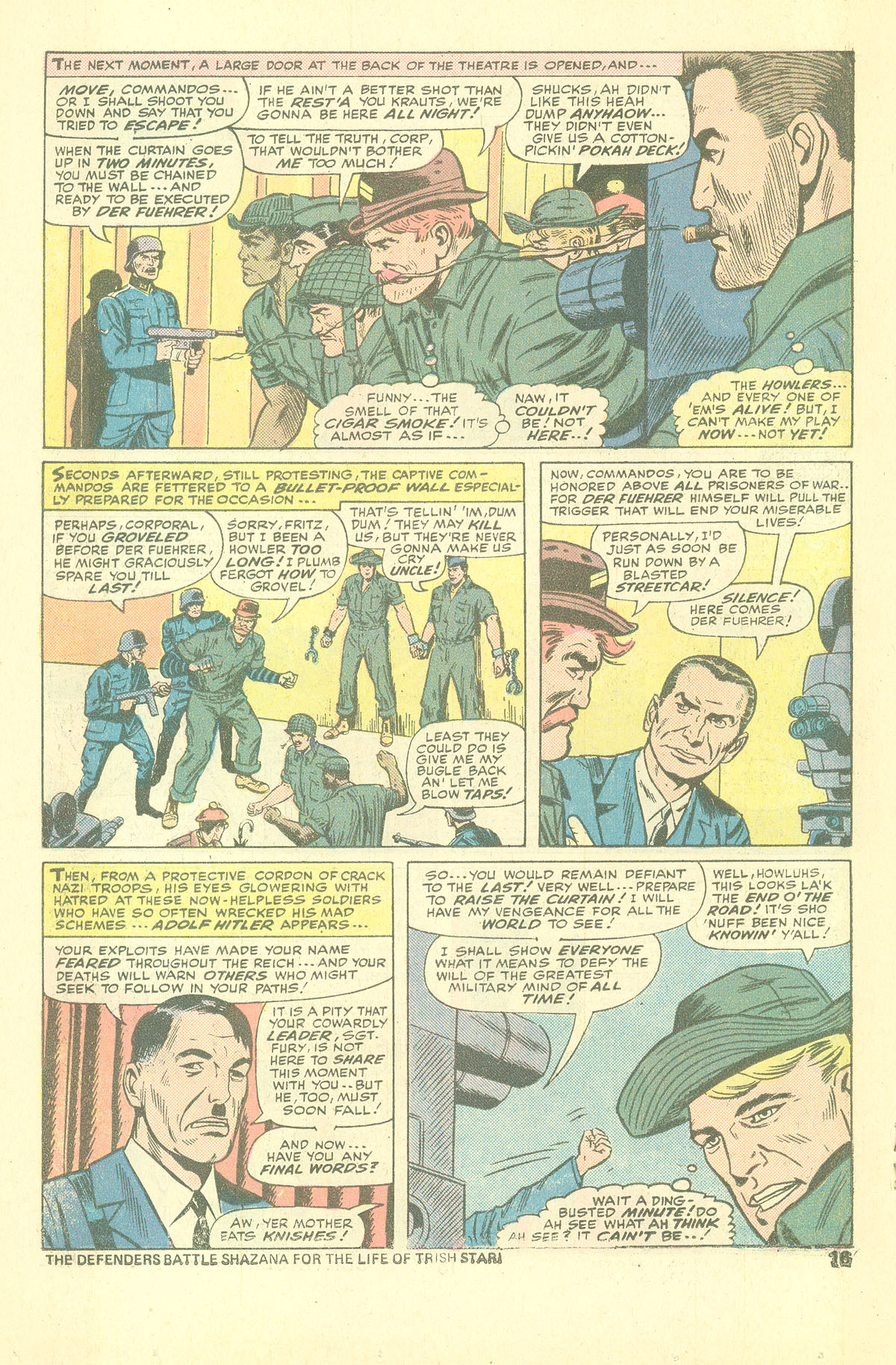 Read online Sgt. Fury comic -  Issue #137 - 18