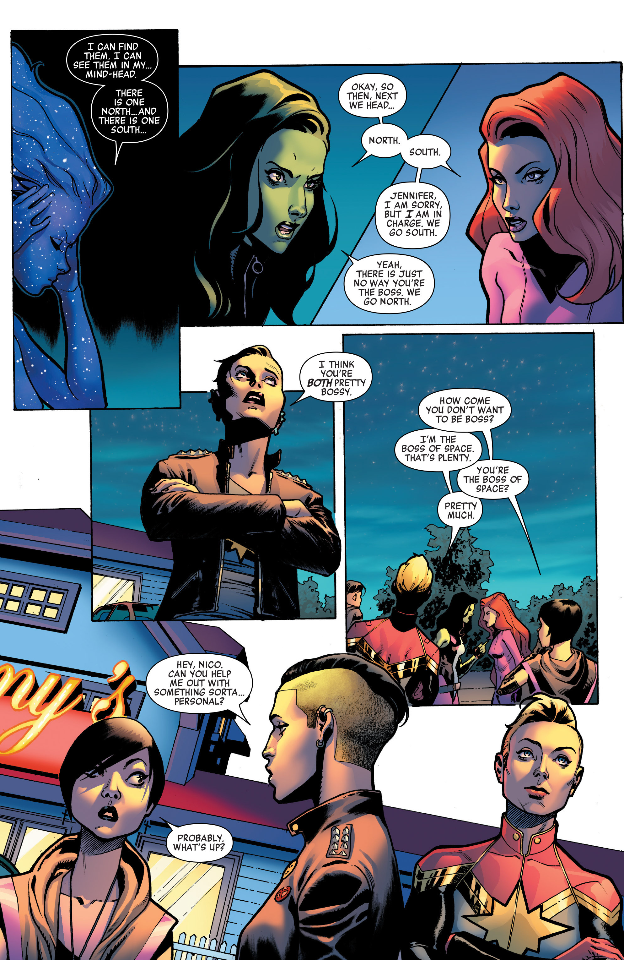 Read online A-Force (2016) comic -  Issue #4 - 18
