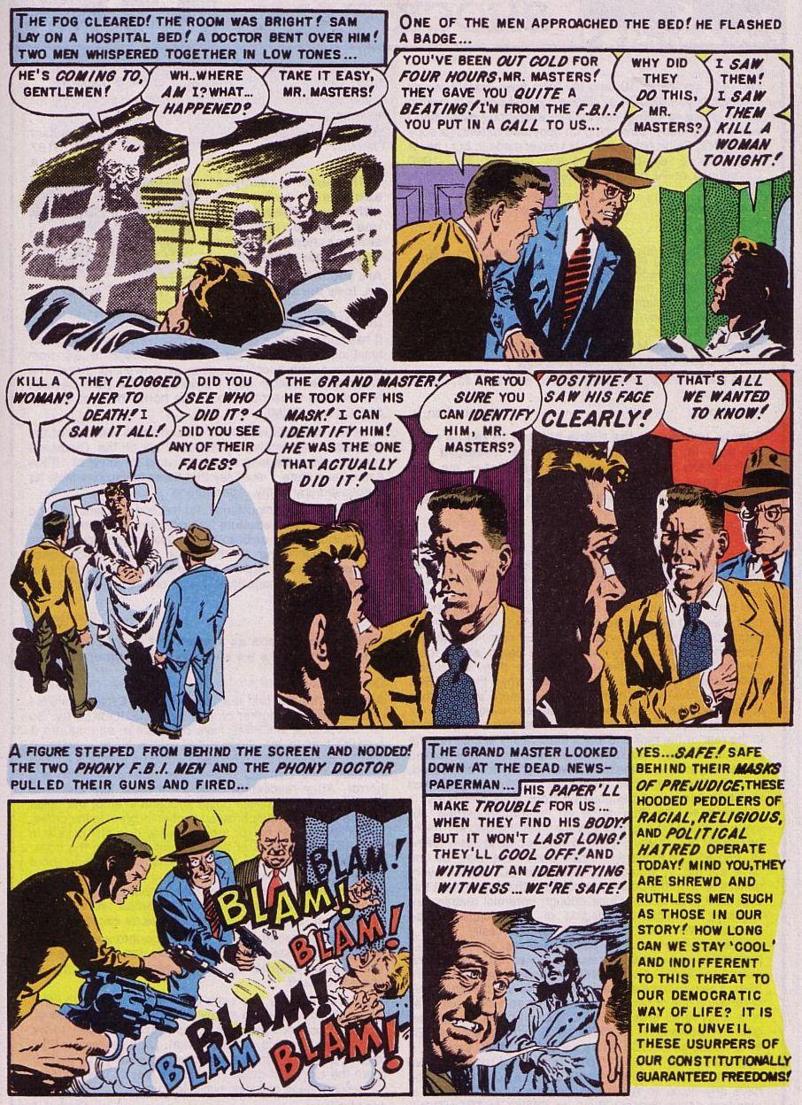 Read online Shock SuspenStories comic -  Issue #6 - 16