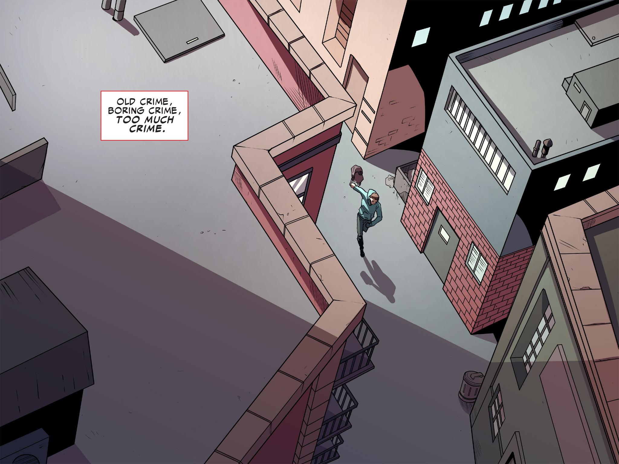 Read online Ultimate Spider-Man (Infinite Comics) (2016) comic -  Issue #8 - 9