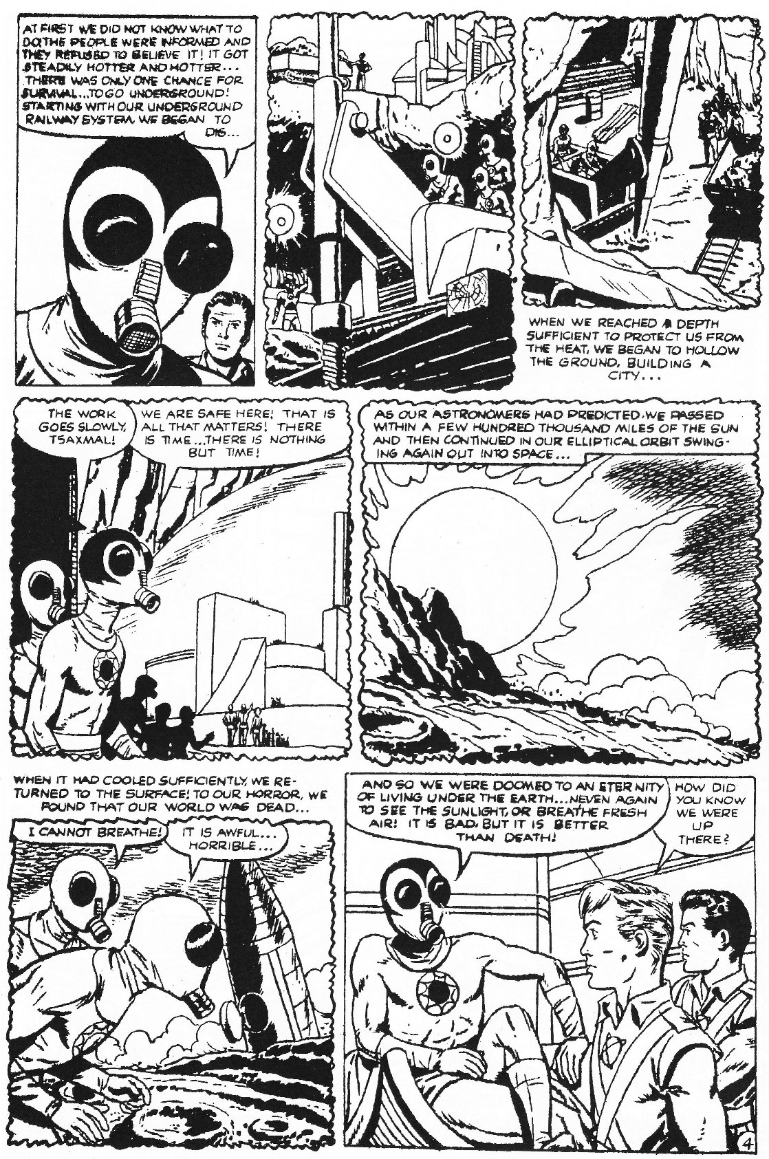 Read online Men of Mystery Comics comic -  Issue #75 - 46