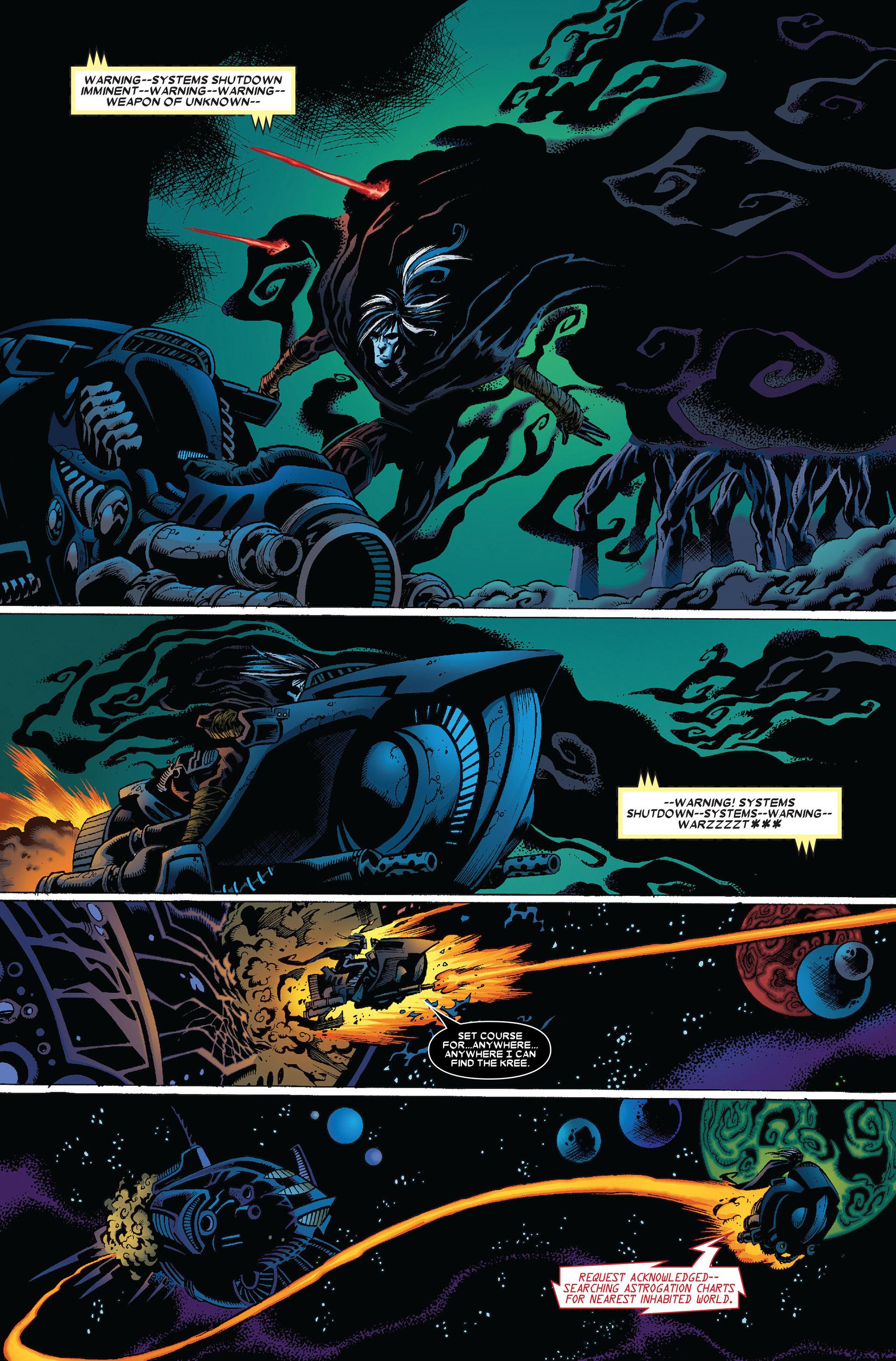 Read online Annihilation: Conquest - Wraith comic -  Issue #1 - 9