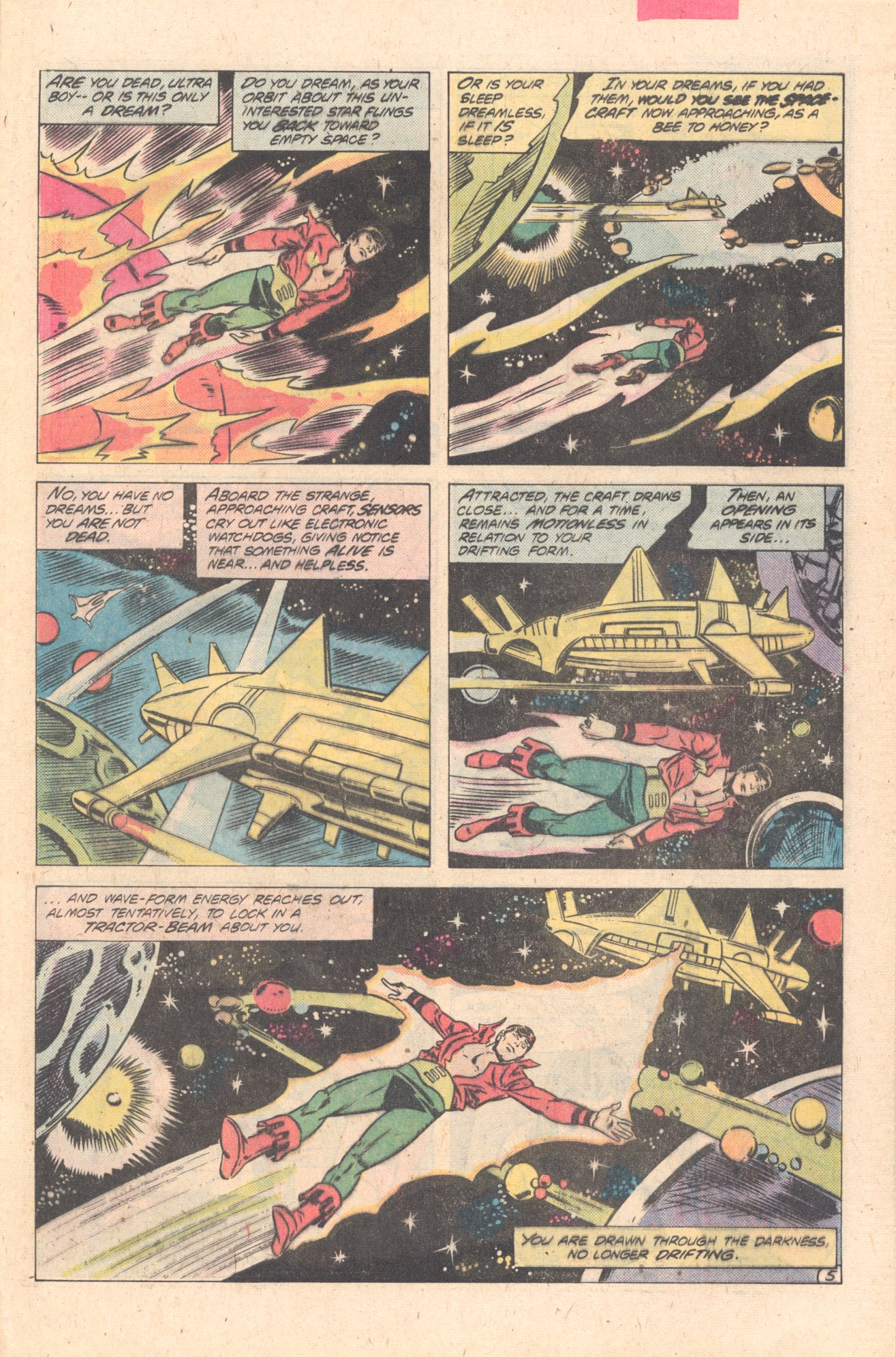 Legion of Super-Heroes (1980) 274 Page 5