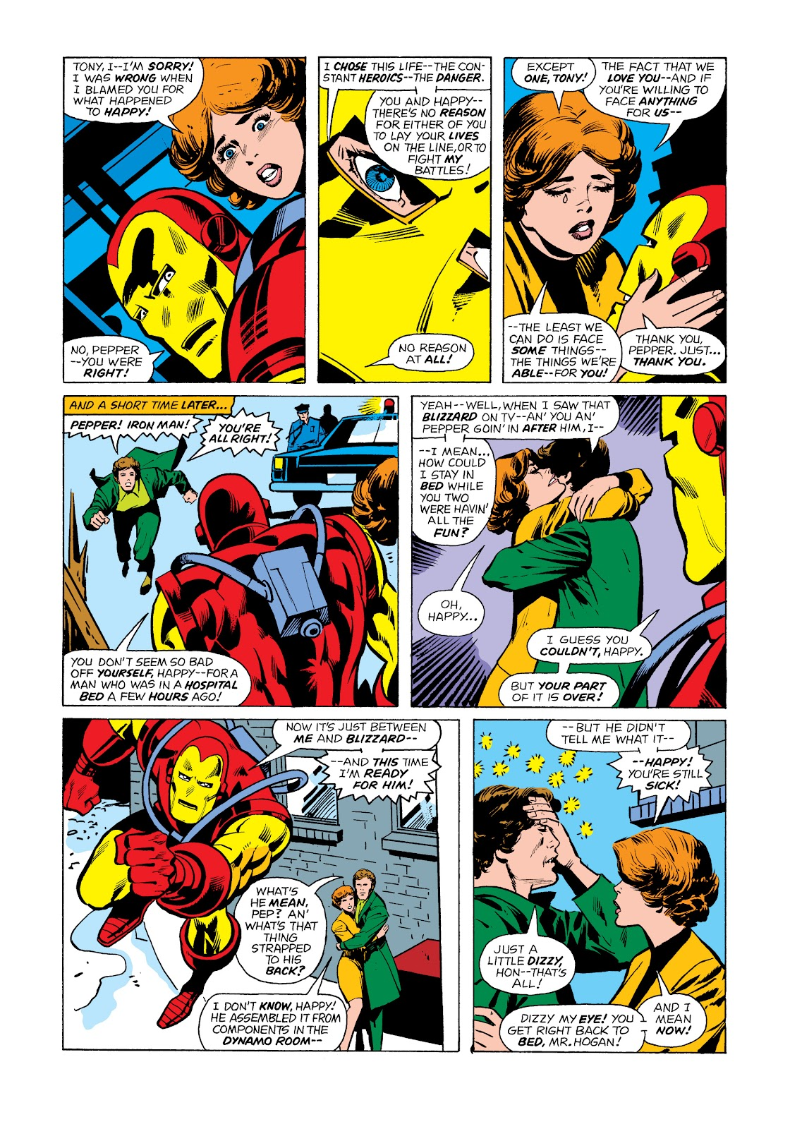 Read online Marvel Masterworks: The Invincible Iron Man comic -  Issue # TPB 11 (Part 2) - 13