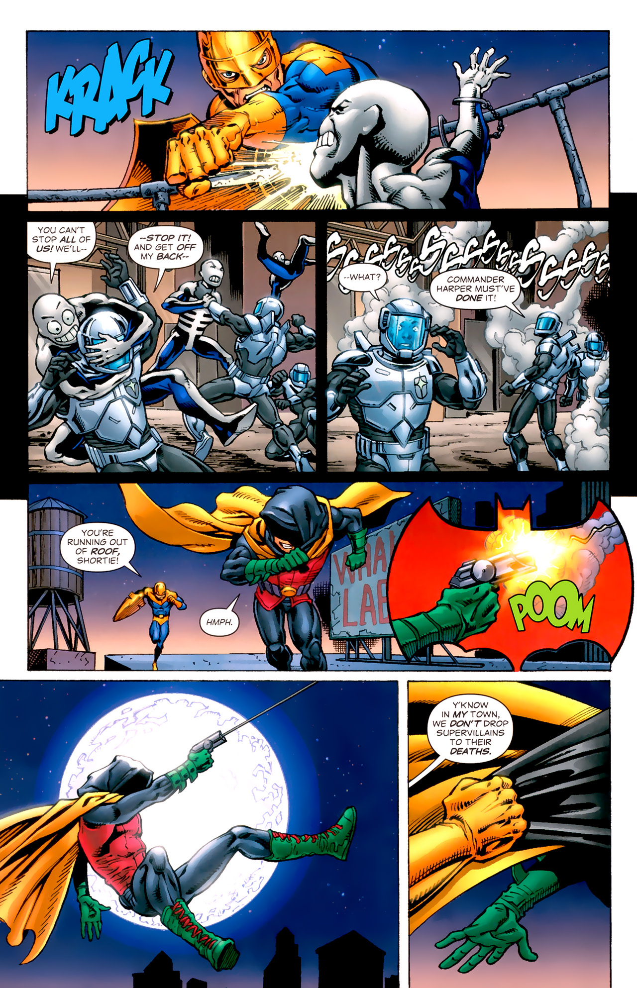 Read online World's Finest (2009) comic -  Issue #2 - 8