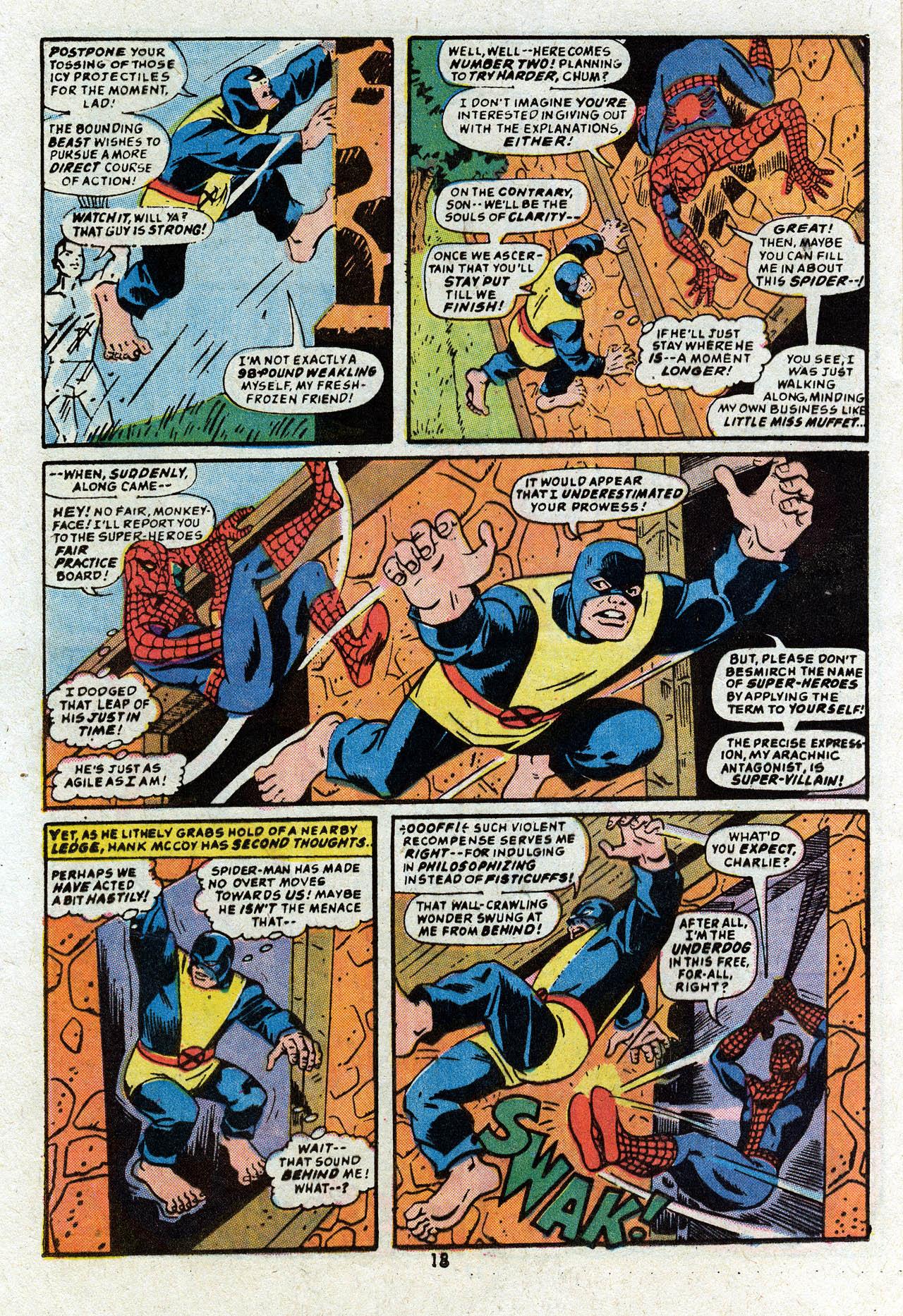 Read online Uncanny X-Men (1963) comic -  Issue #83 - 20