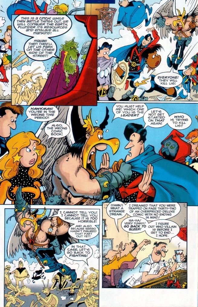 Read online Sergio Aragones Destroys DC comic -  Issue # Full - 29