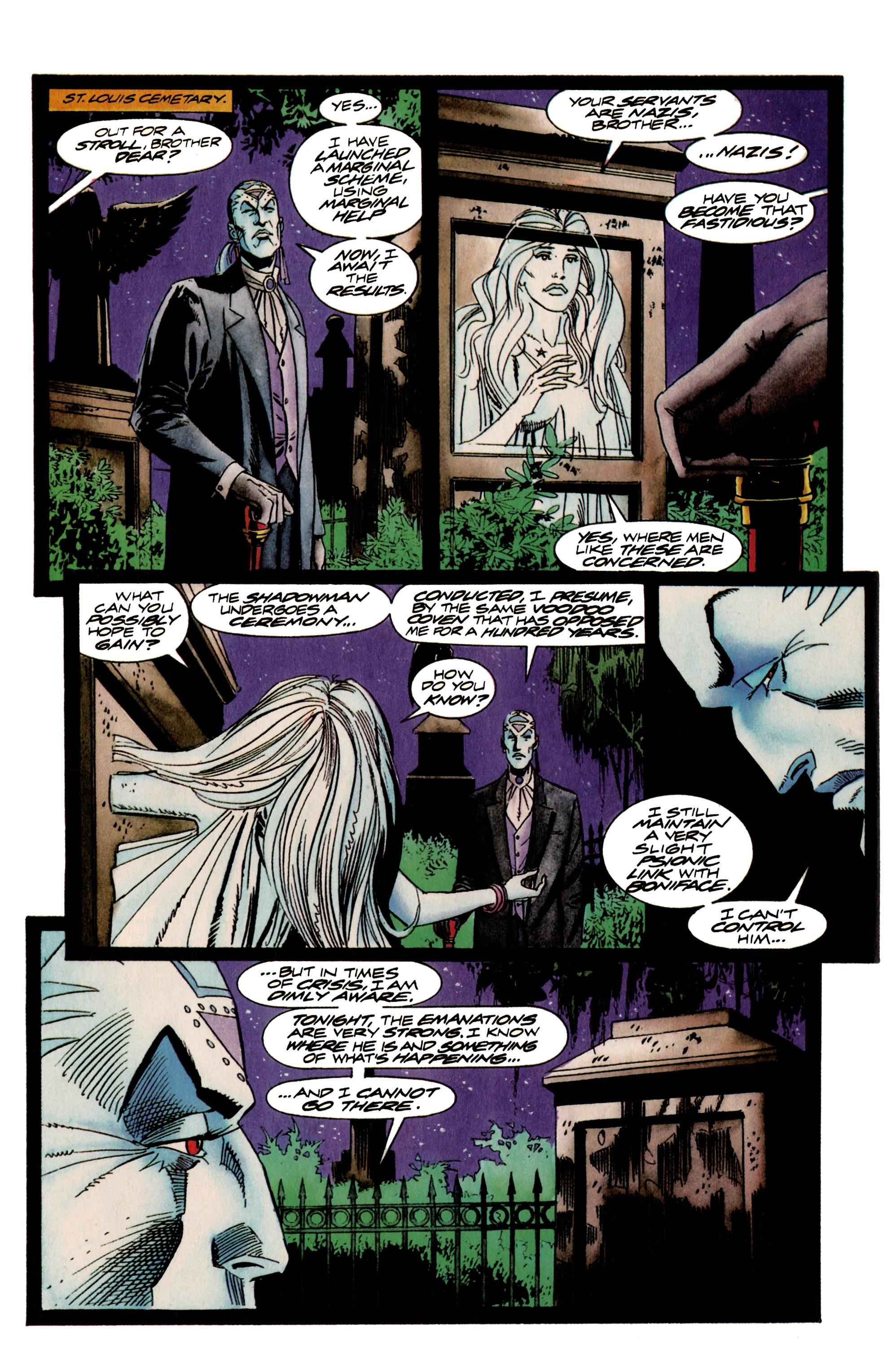 Read online Shadowman (1992) comic -  Issue #18 - 5