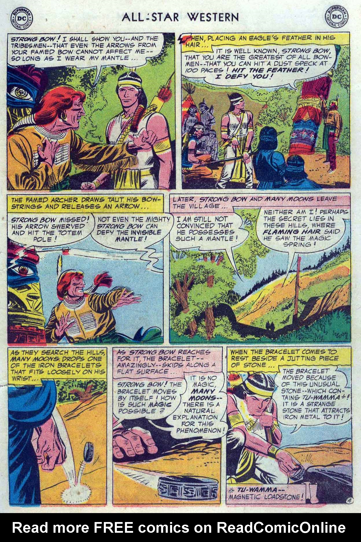 Read online All-Star Western (1951) comic -  Issue #85 - 15