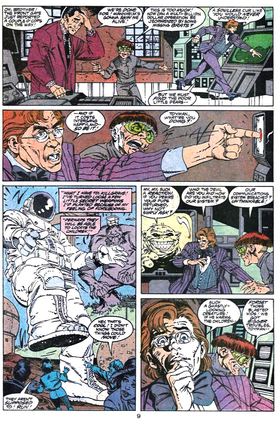 Adventures of Superman (1987) 475 Page 9