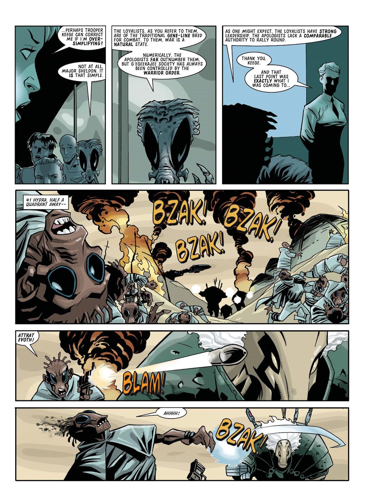 Judge Dredd Megazine (Vol. 5) Issue #381 #180 - English 89