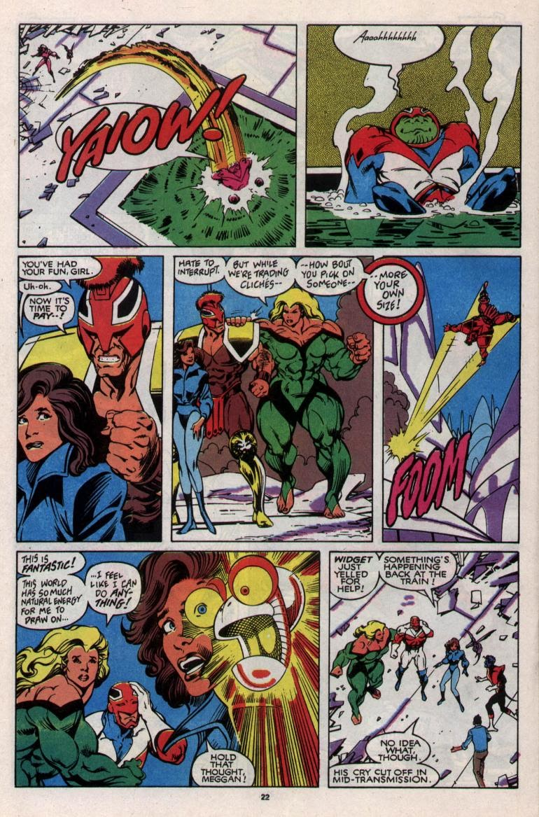 Excalibur (1988) issue 24 - Page 18