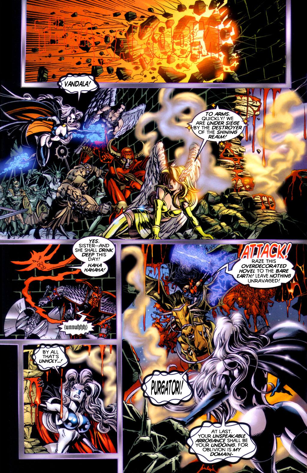 Read online Lady Death vs. Purgatori comic -  Issue # Full - 7