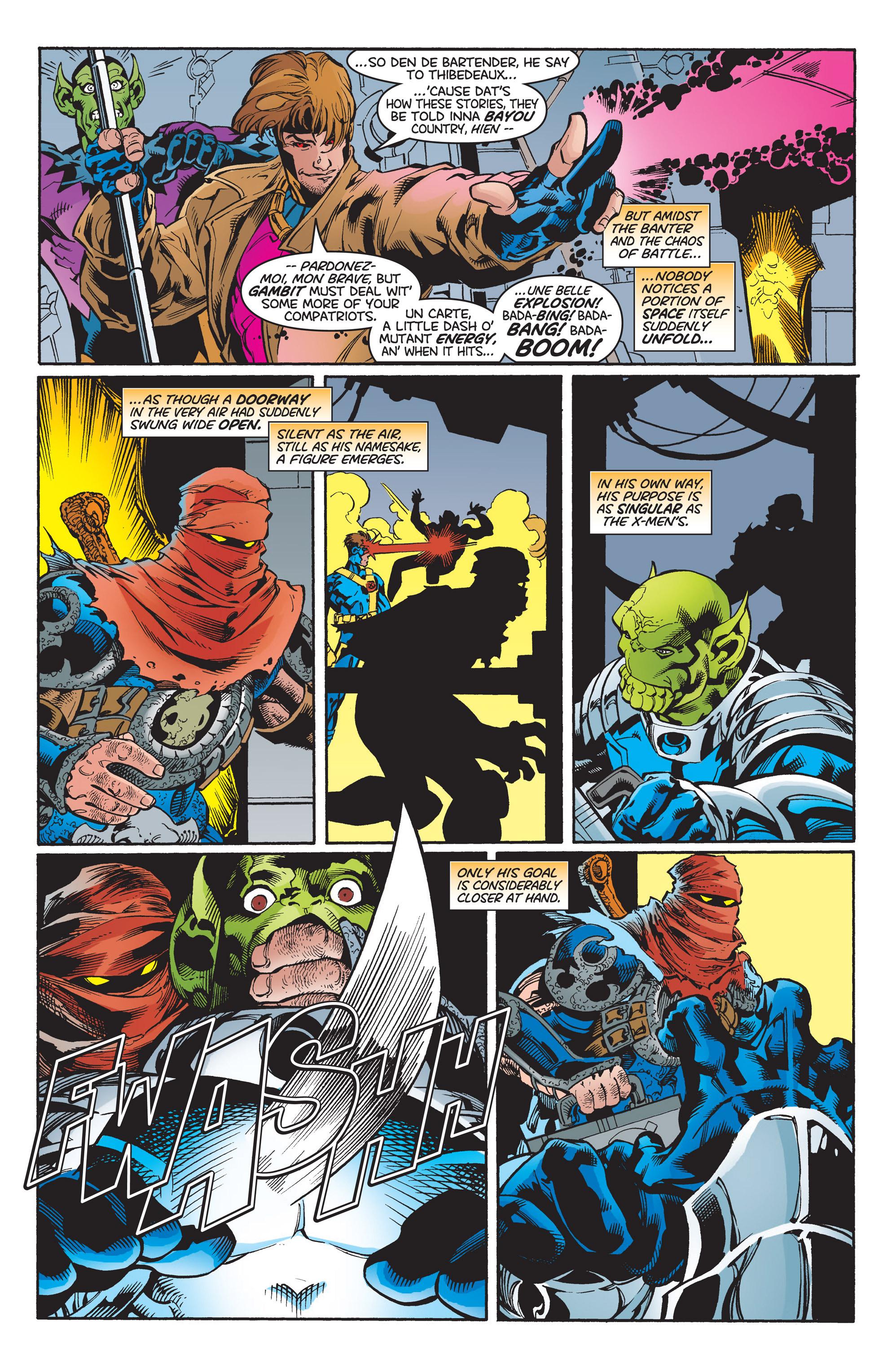 X-Men (1991) 95 Page 16