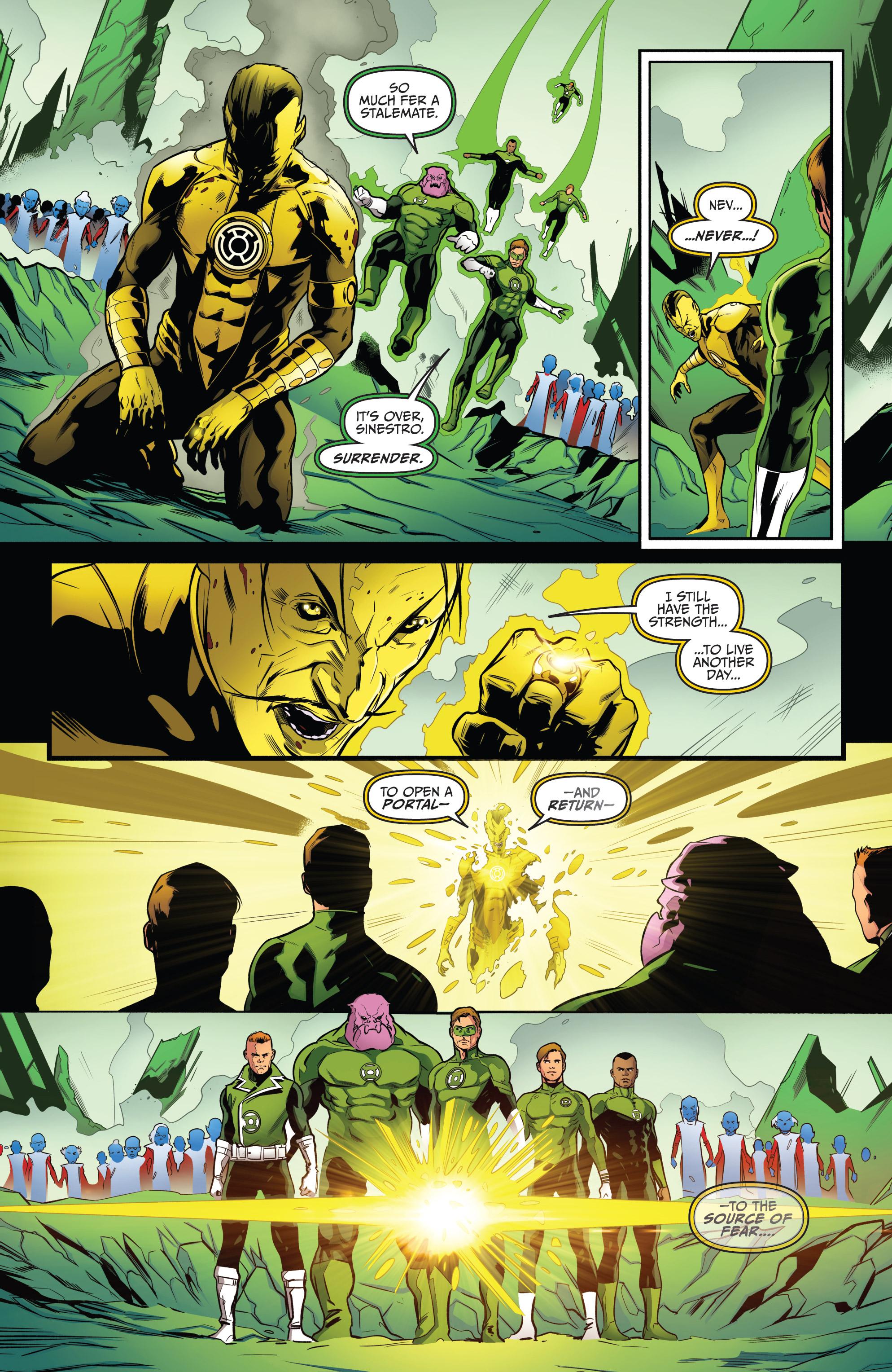 Read online Star Trek/Green Lantern (2016) comic -  Issue #6 - 16