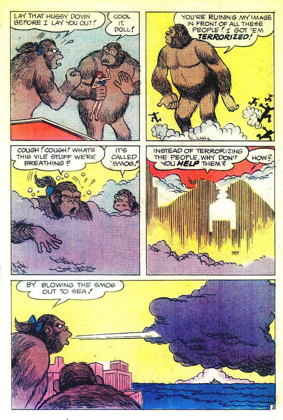 Read online Madhouse Comics comic -  Issue #108 - 14