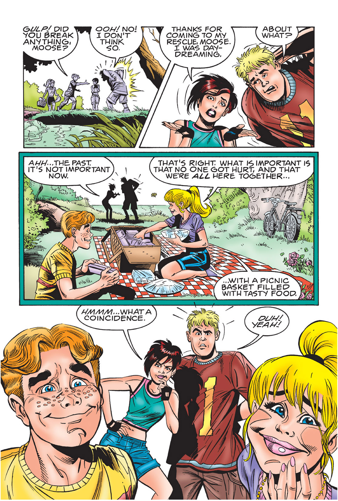 Read online Archie's New Look Series comic -  Issue #3 - 65