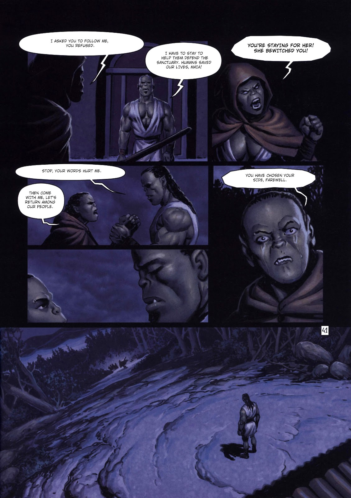 Read online Orks comic -  Issue #2 - 43