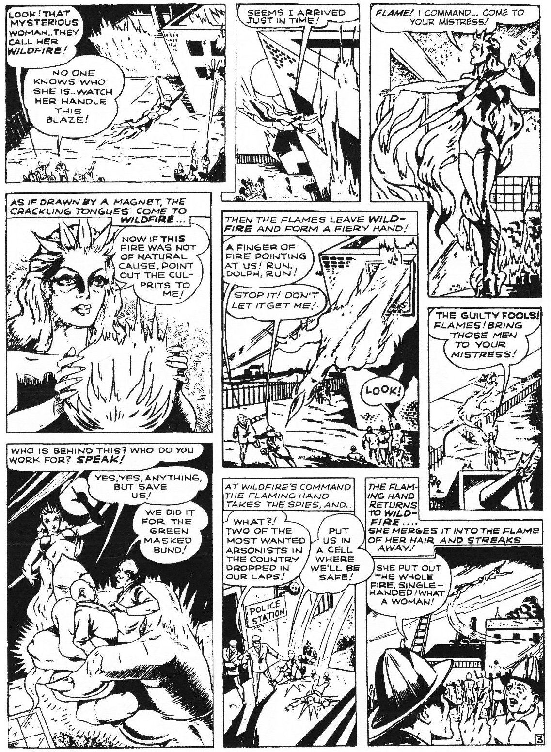 Read online Men of Mystery Comics comic -  Issue #82 - 197