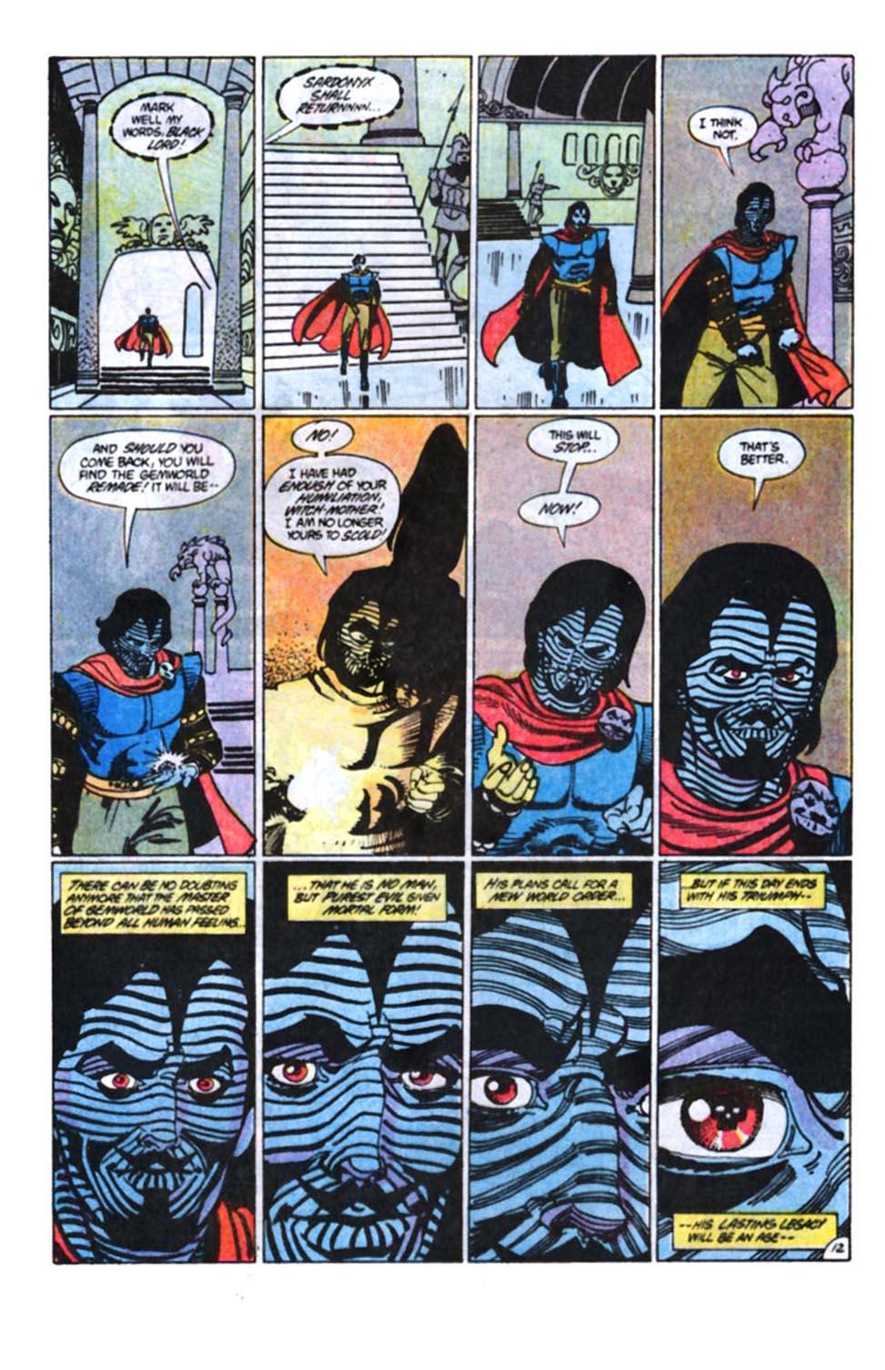 Read online Amethyst, Princess of Gemworld comic -  Issue #11 - 13