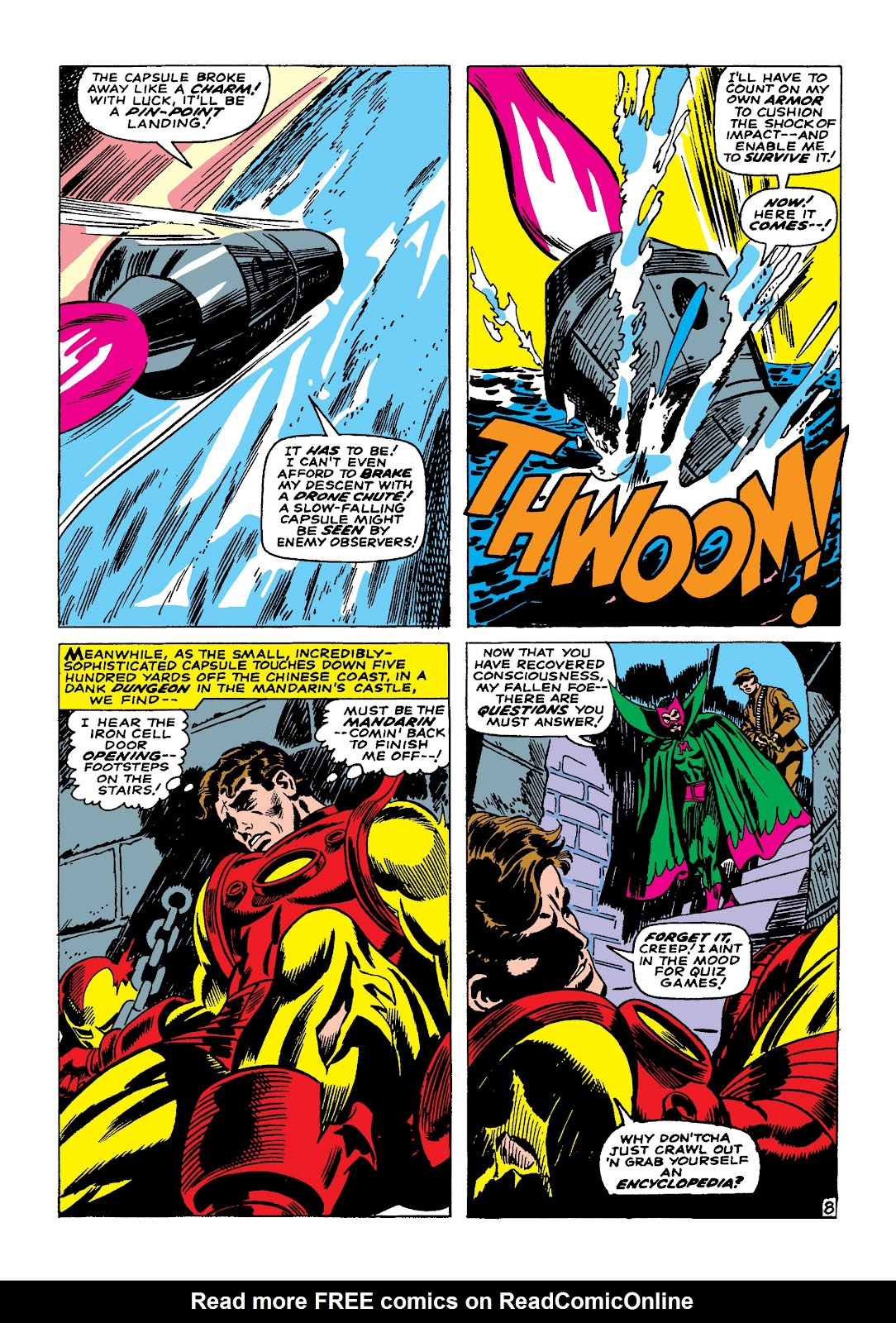 Read online Marvel Masterworks: The Invincible Iron Man comic -  Issue # TPB 4 (Part 1) - 27