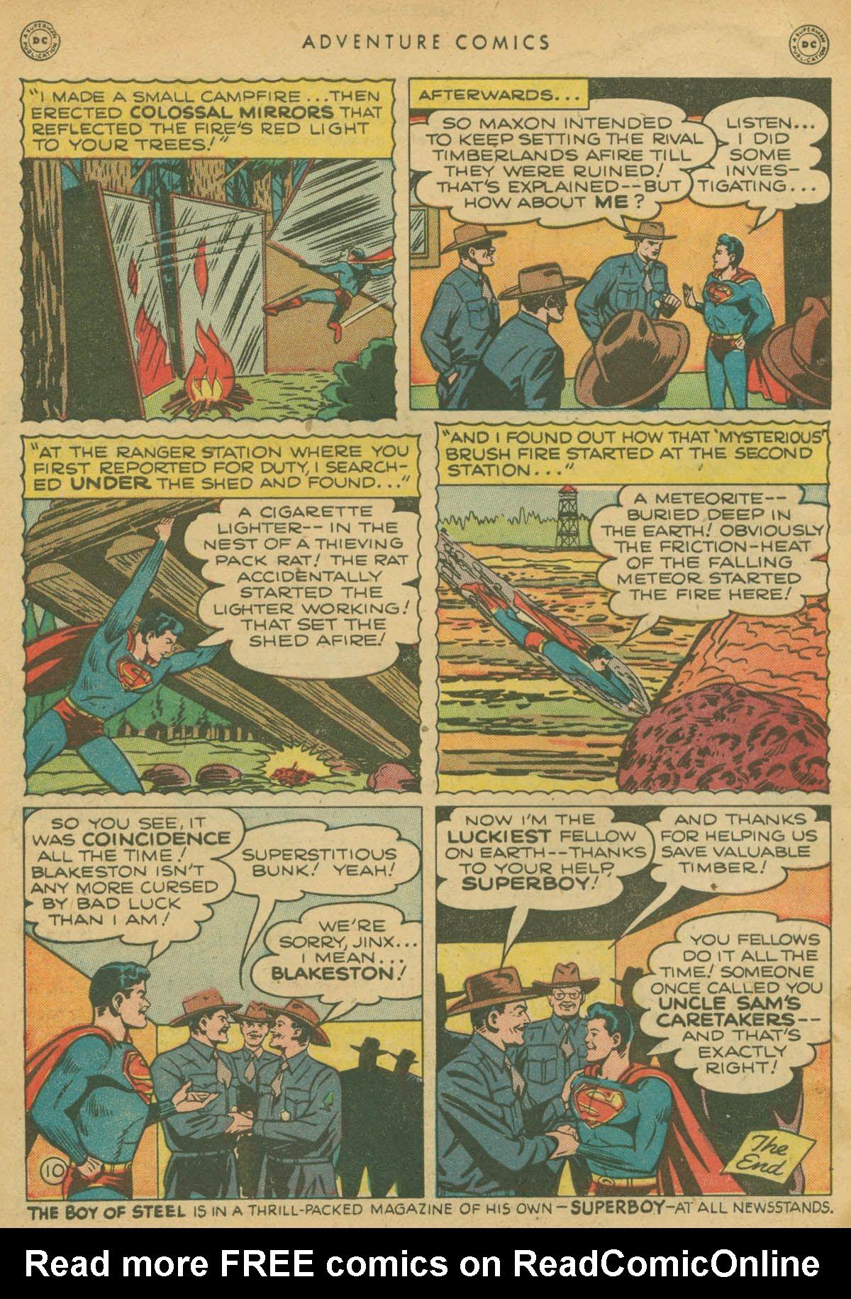 Read online Adventure Comics (1938) comic -  Issue #142 - 11