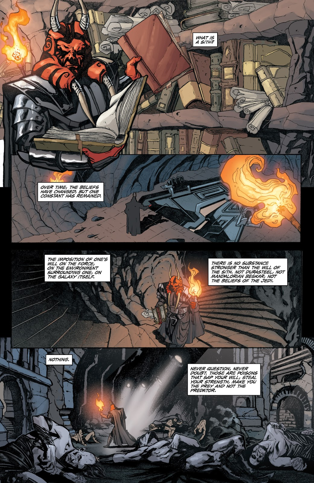 Read online Star Wars Legends: Legacy - Epic Collection comic -  Issue # TPB 2 (Part 1) - 75