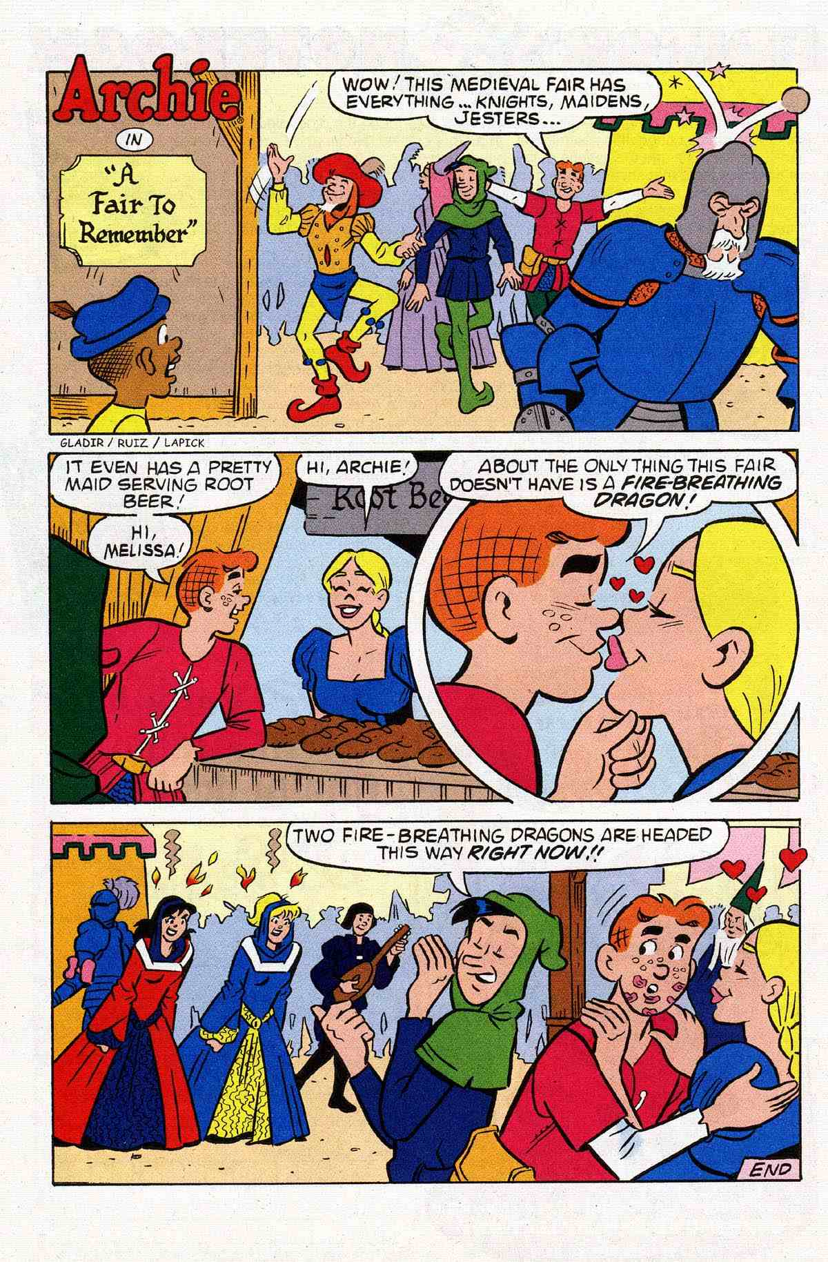 Read online Archie's Girls Betty and Veronica comic -  Issue #187 - 24