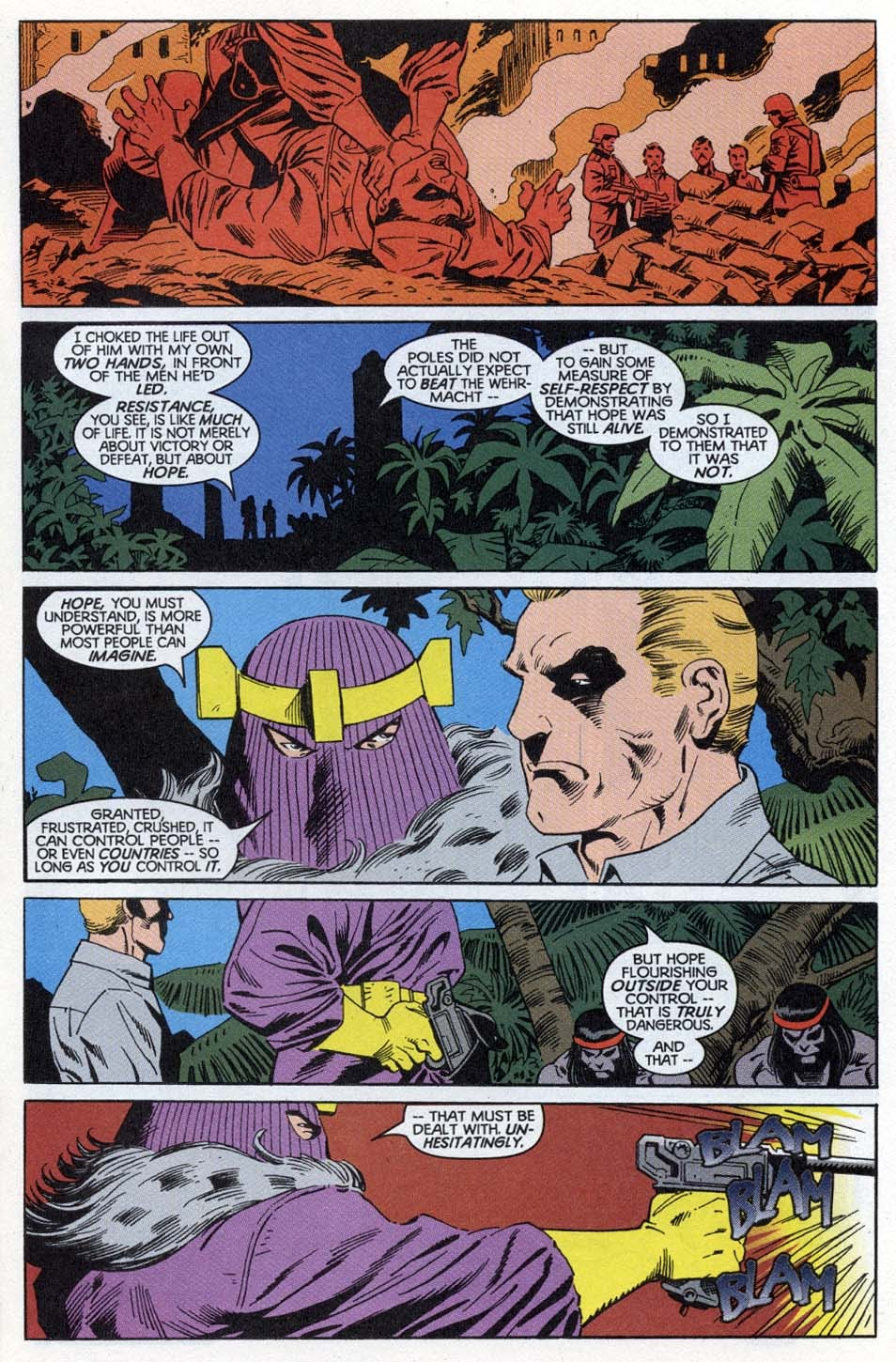 Thunderbolts: Distant Rumblings issue Full - Page 25