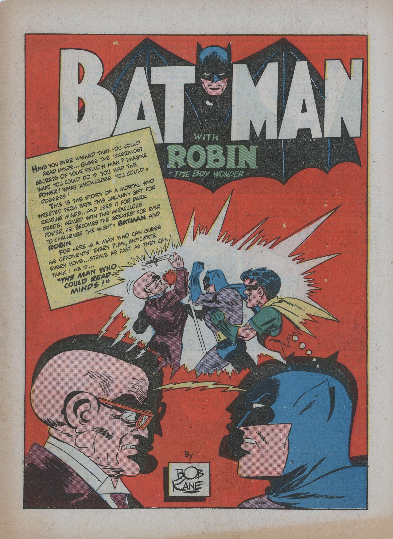 Detective Comics (1937) 70 Page 2